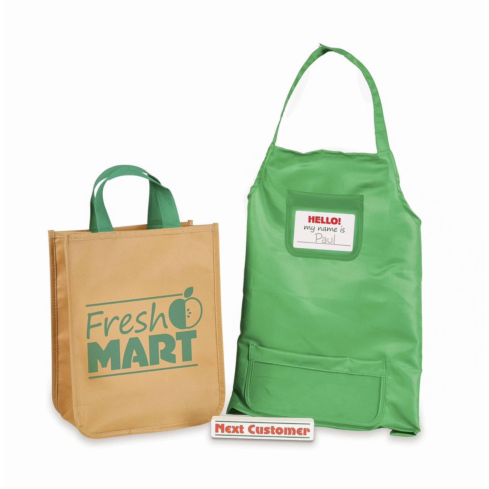Fresh Mart Grocery Companion Set By Melissa & Doug 3+ thumbnails
