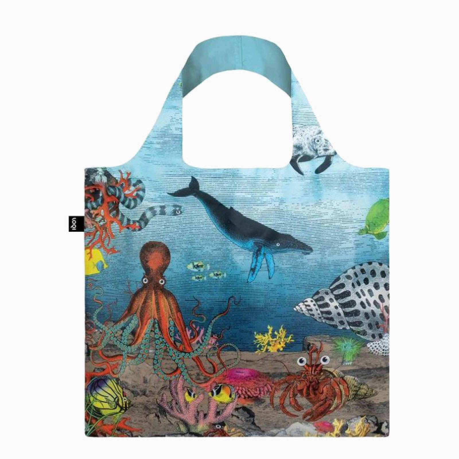 Great Barrier Reef - Reusable Tote Bag With Pouch