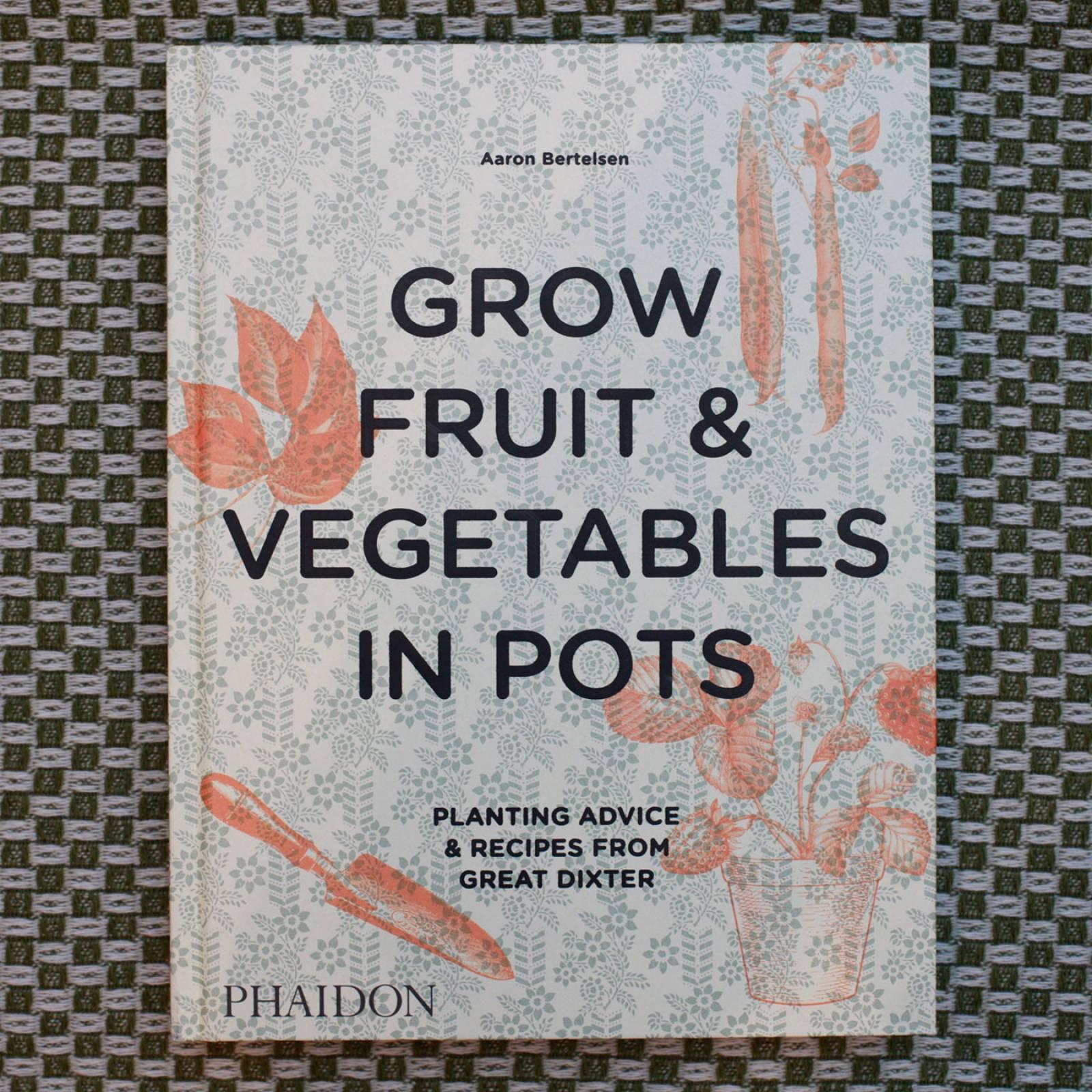Grow Fruit & Vegetables in Pots - Hardback Book thumbnails