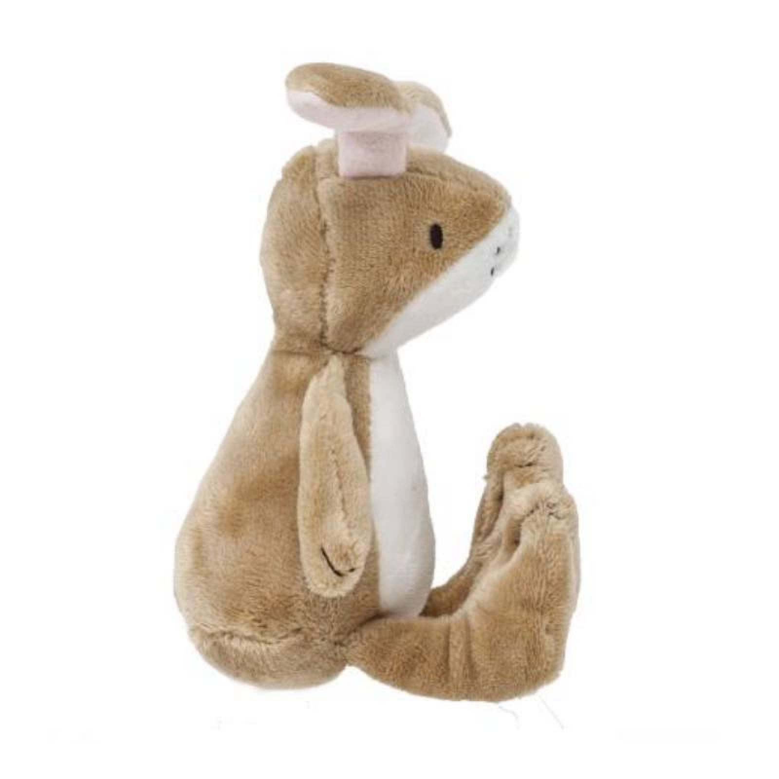 Guess How Much I Love You Little Hare Rattle Soft Toy 0+ thumbnails