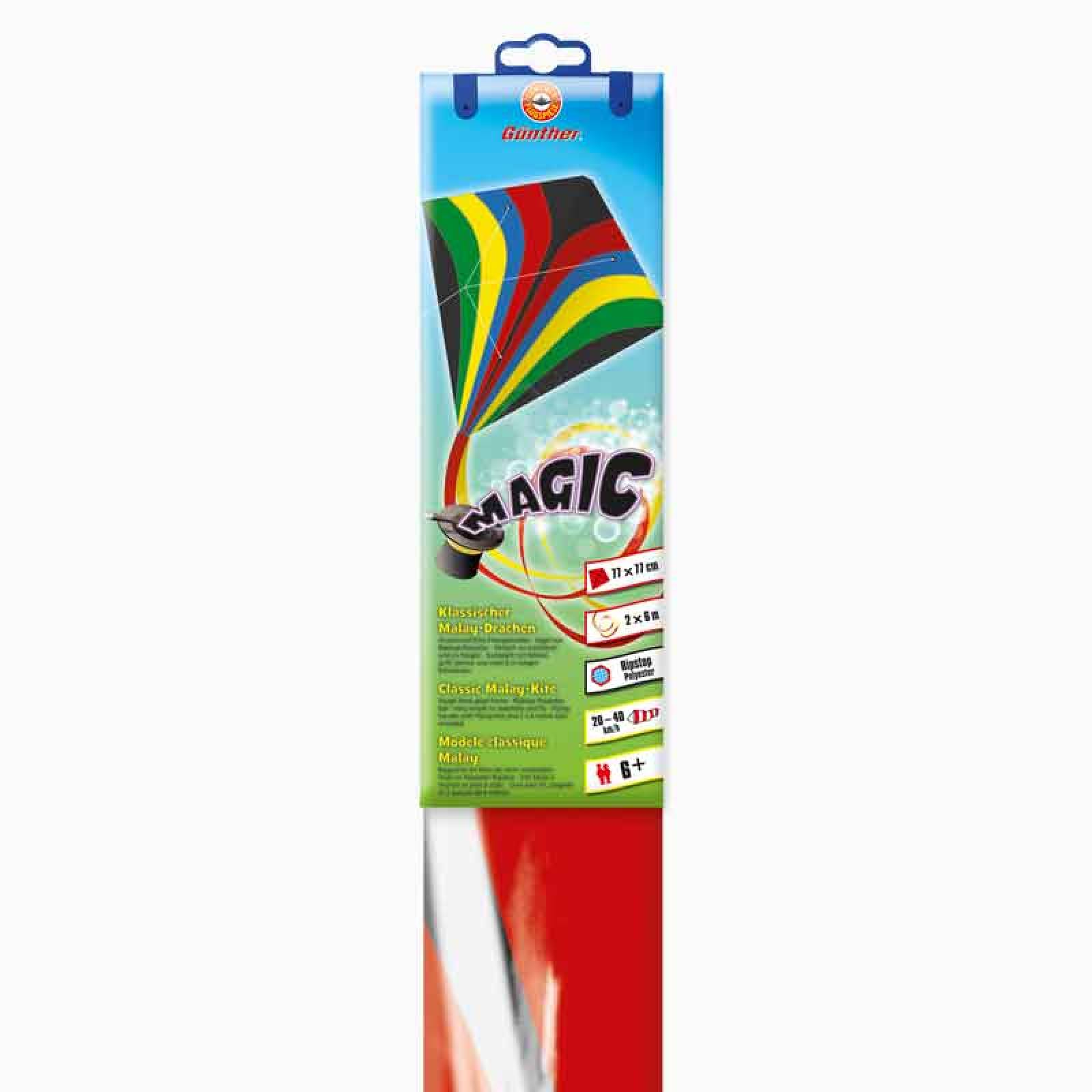 Gunther Magic Single Line Kite Classic Malay Kite 6+ thumbnails