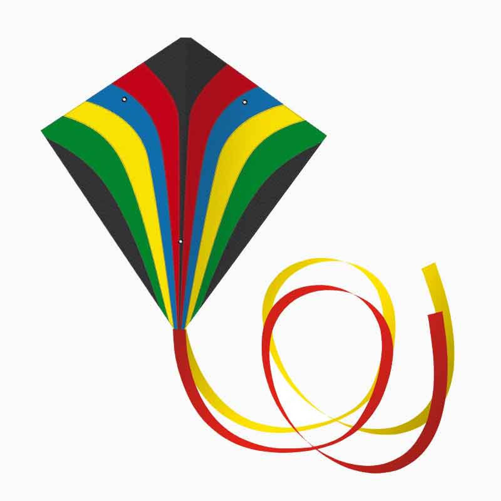 Gunther Magic Single Line Kite Classic Malay Kite 6+