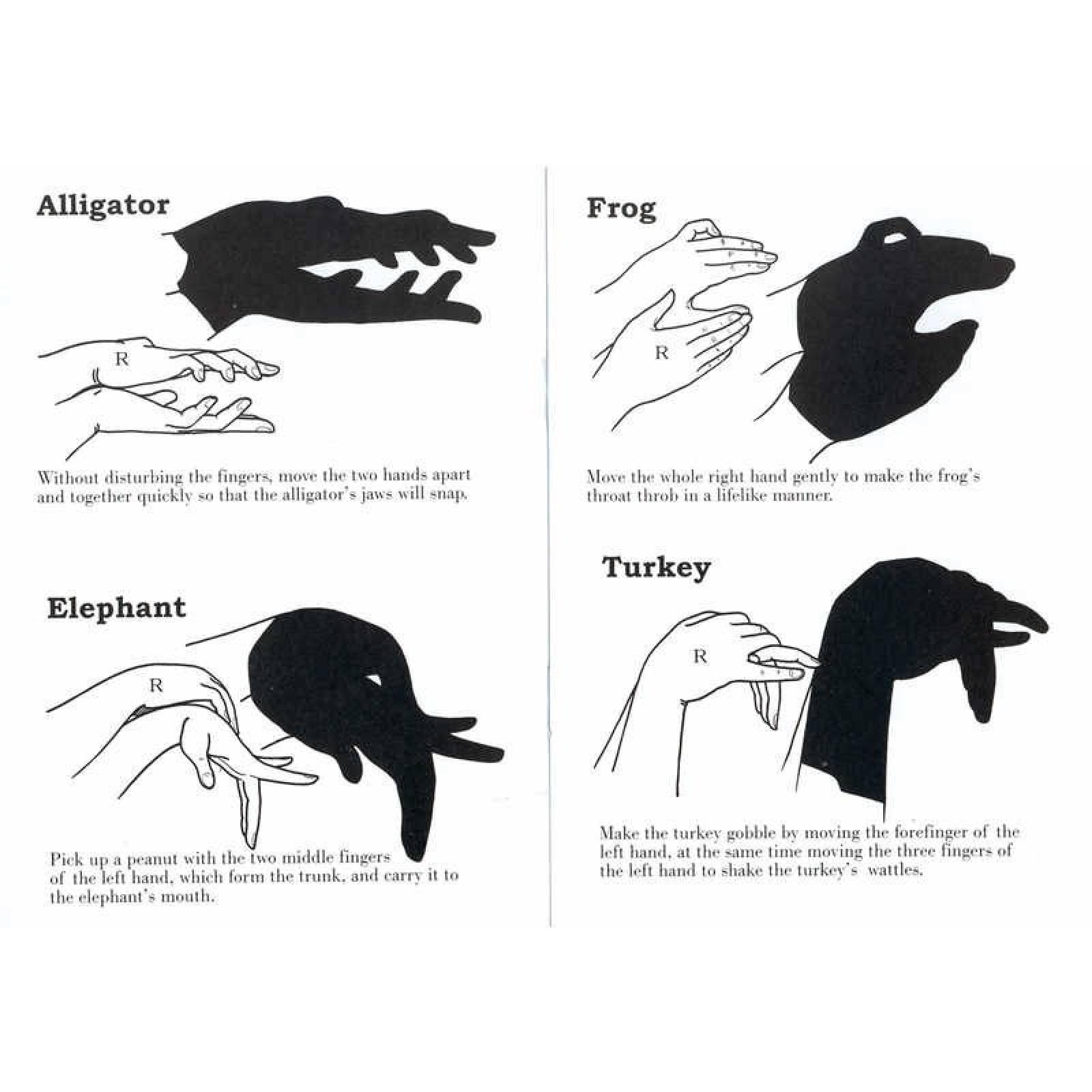 Hand Shadows Book thumbnails