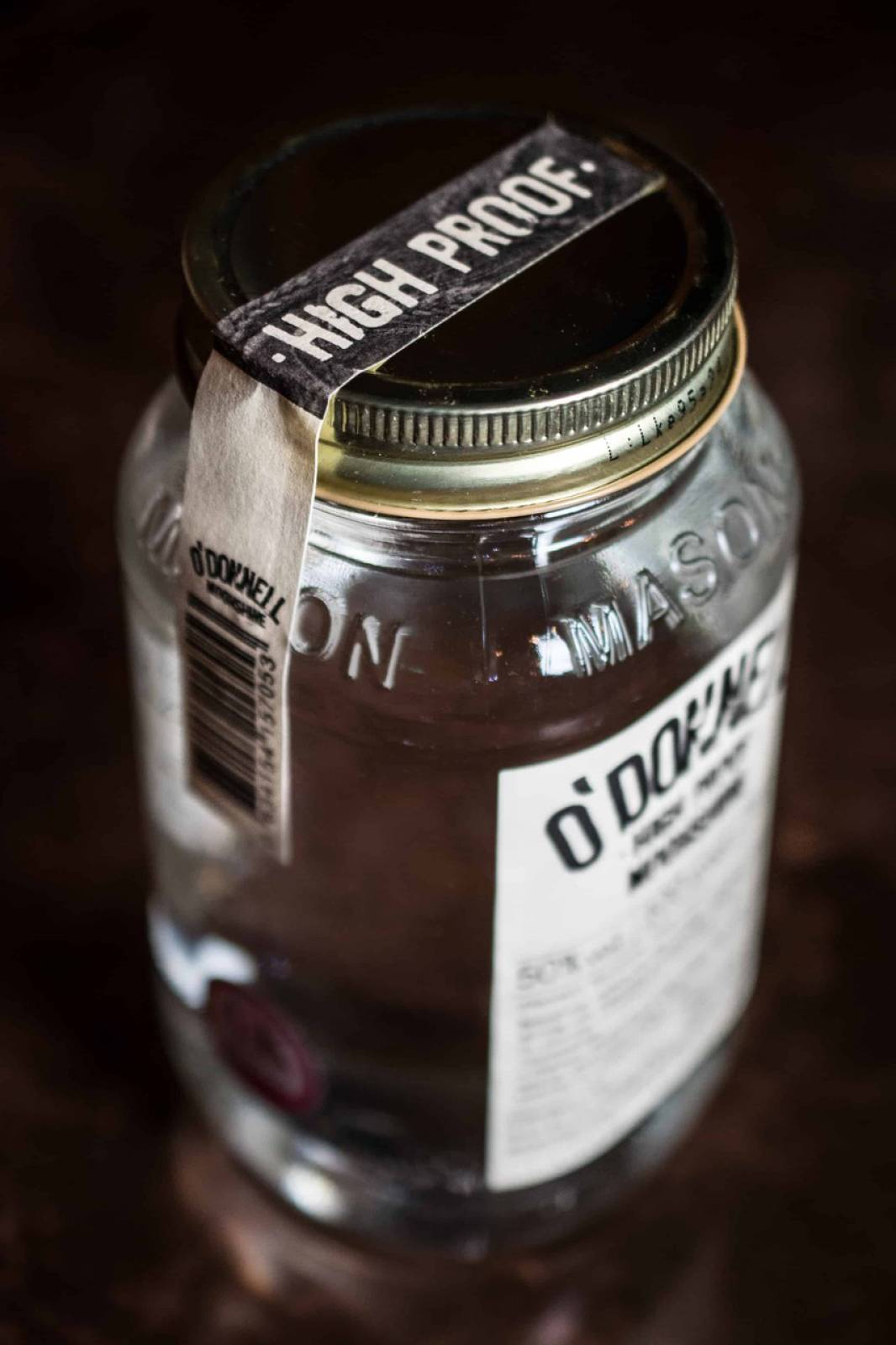 O'Donnell Moonshine - High Proof thumbnails