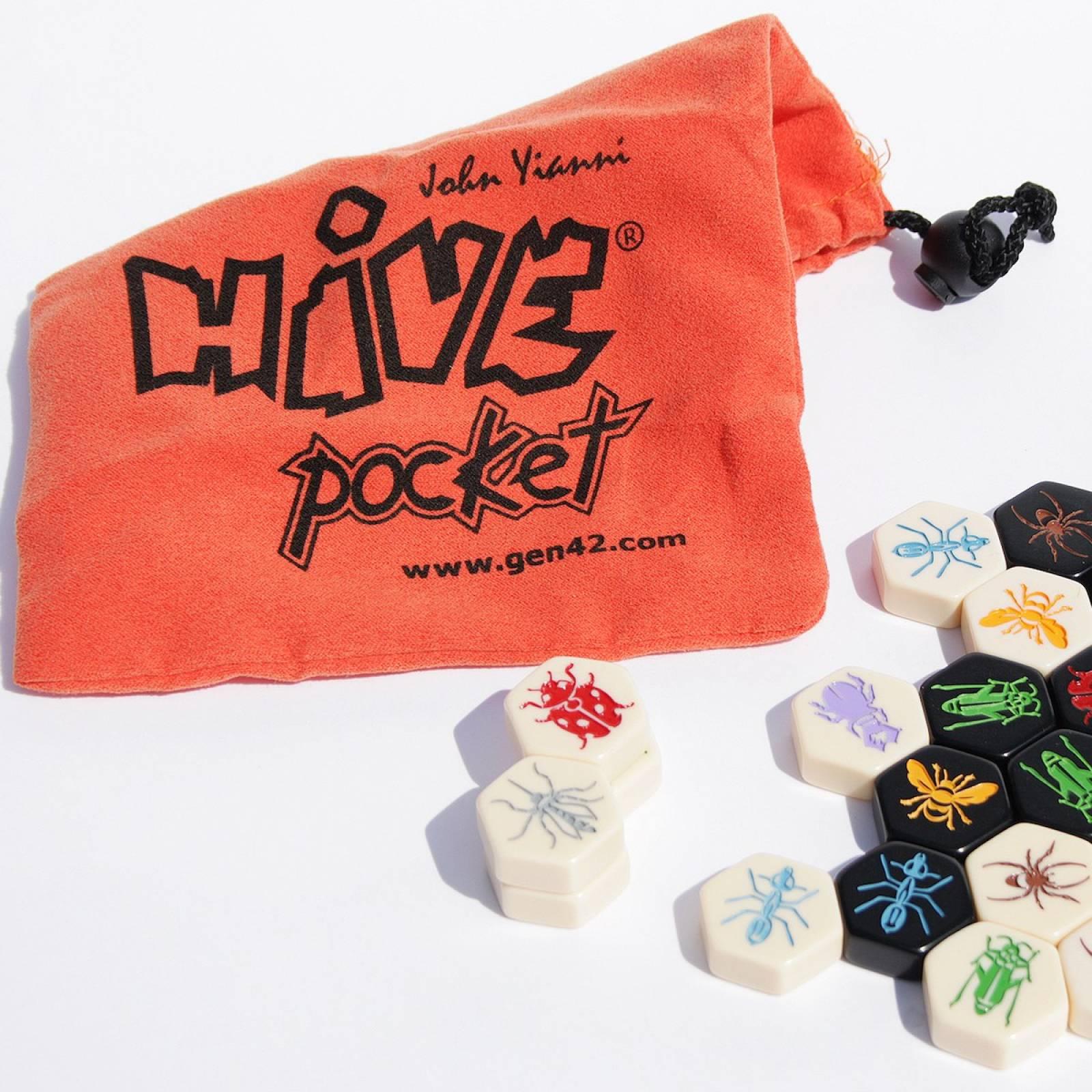 Hive Pocket Travel Game 9+ thumbnails
