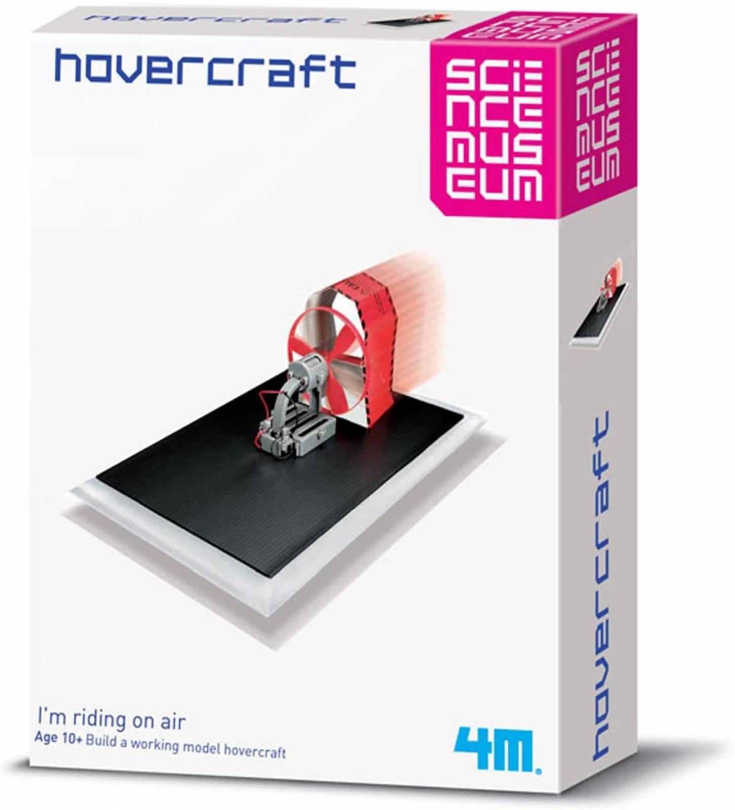 Hovercraft Racer Science Museum Kit