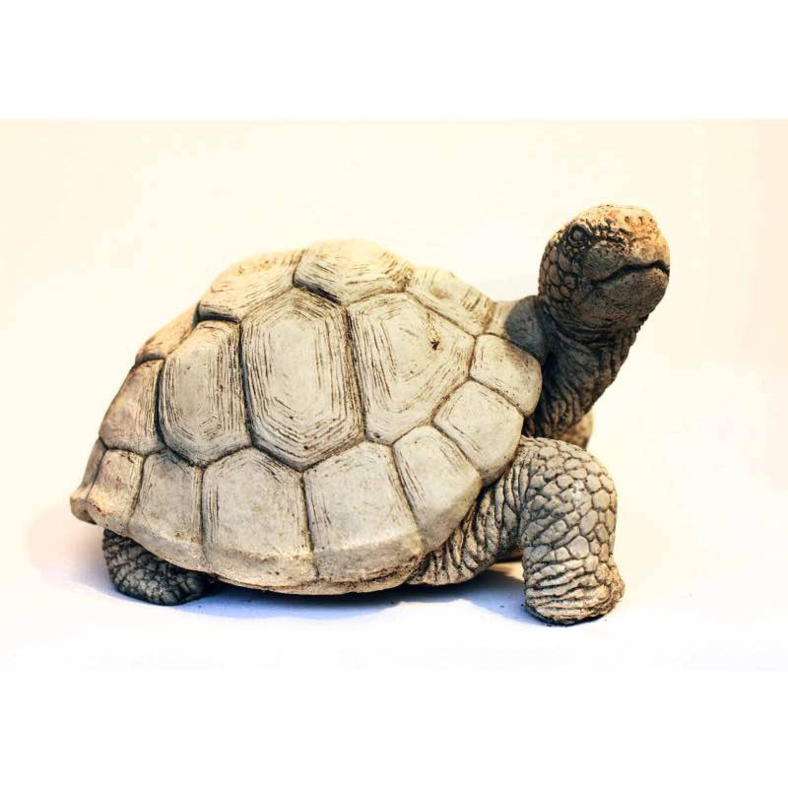 Large Tortoise Garden Ornament