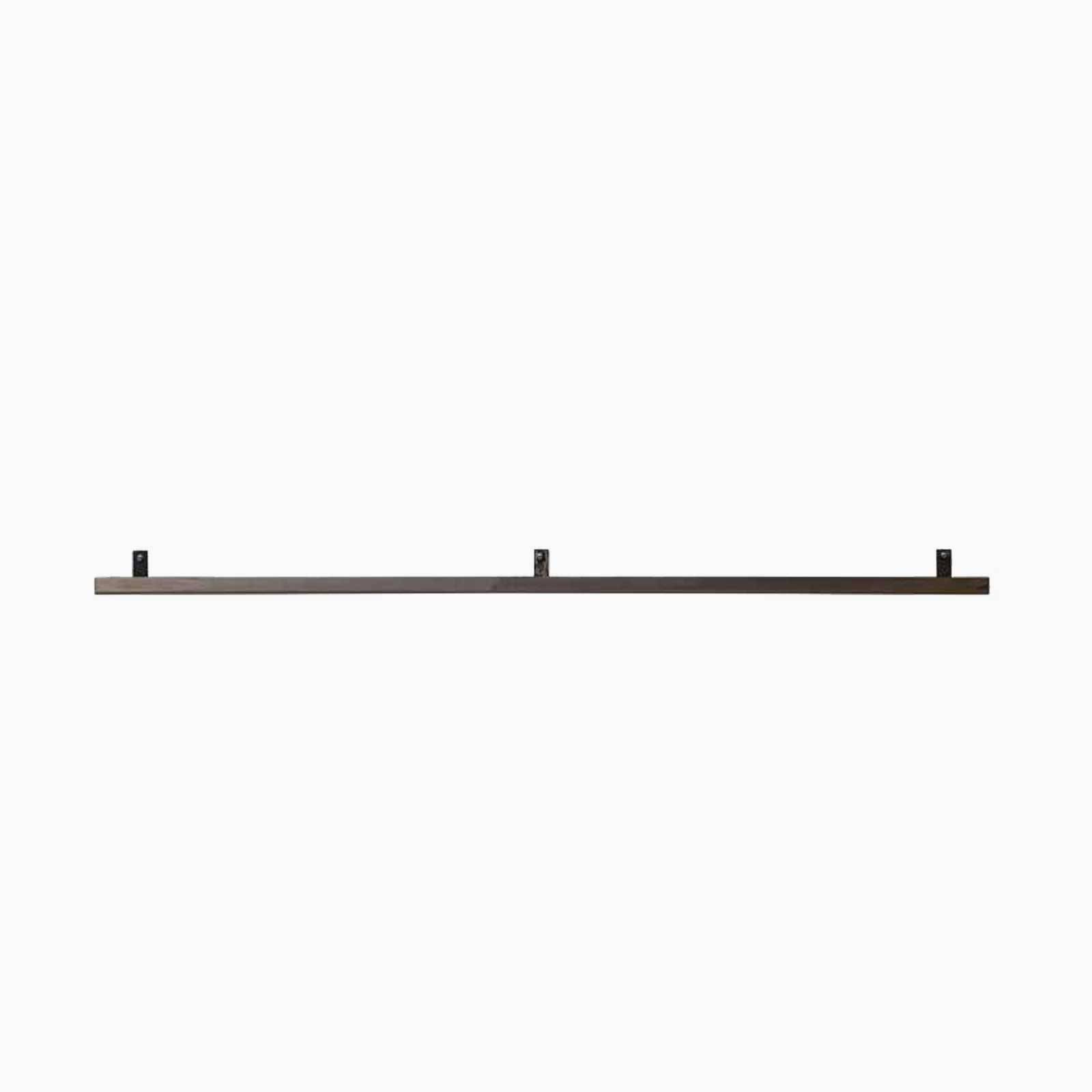Long Metal Book Shelf Rail 120cm thumbnails