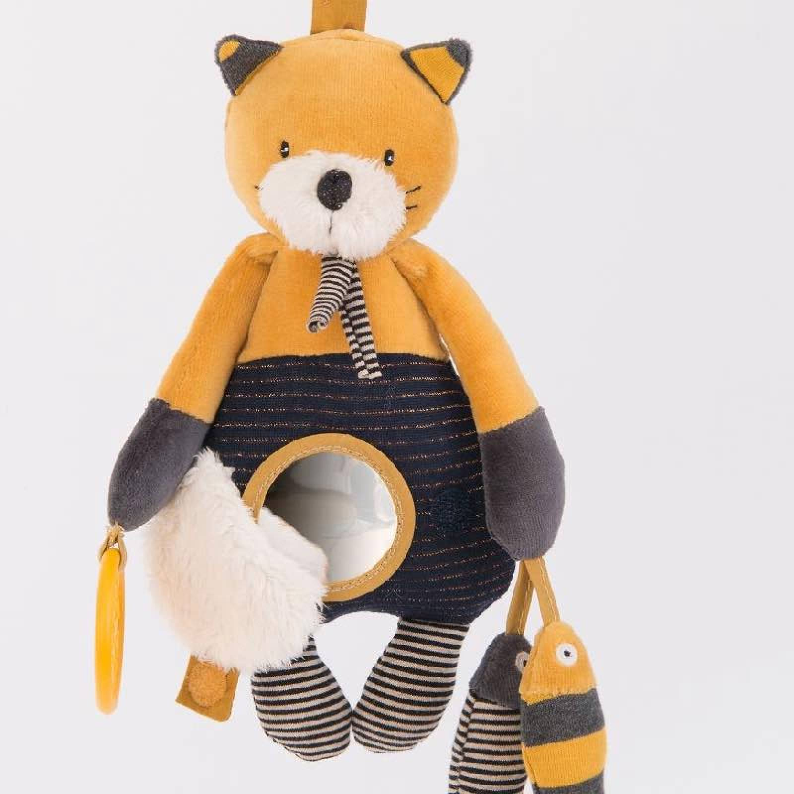 Lulu The Cat Activity Soft Toy 0+ thumbnails