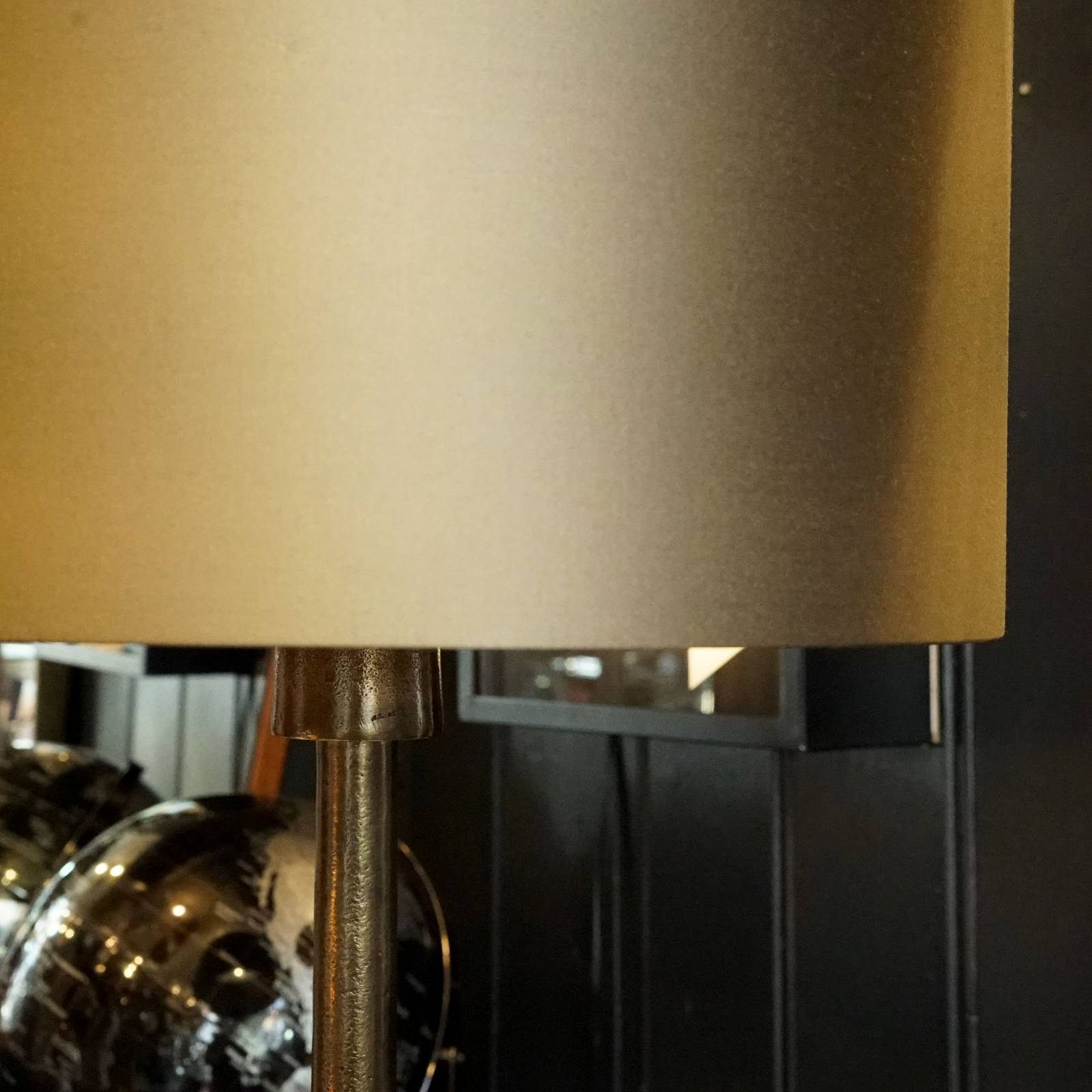 Novi Bronze Floor Lamp With Forest Green Shade thumbnails