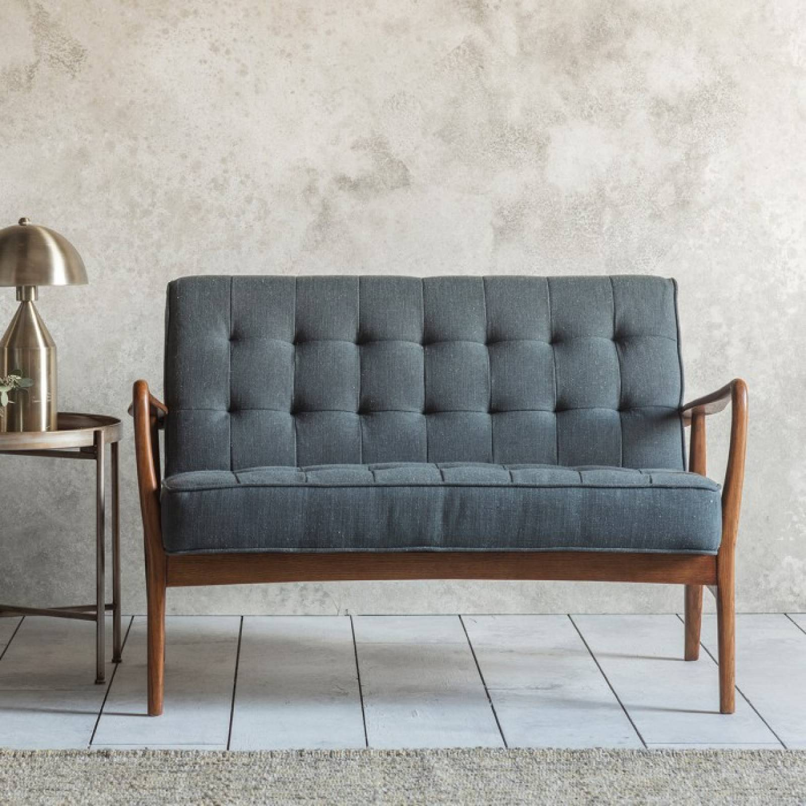 The Olsen - 2 Seater Settee in Fabric