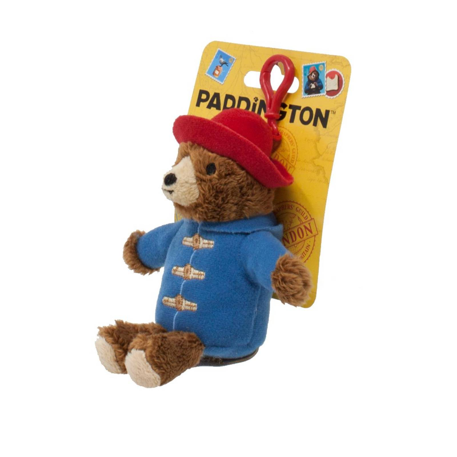 Paddington The Movie Plush Keyring thumbnails