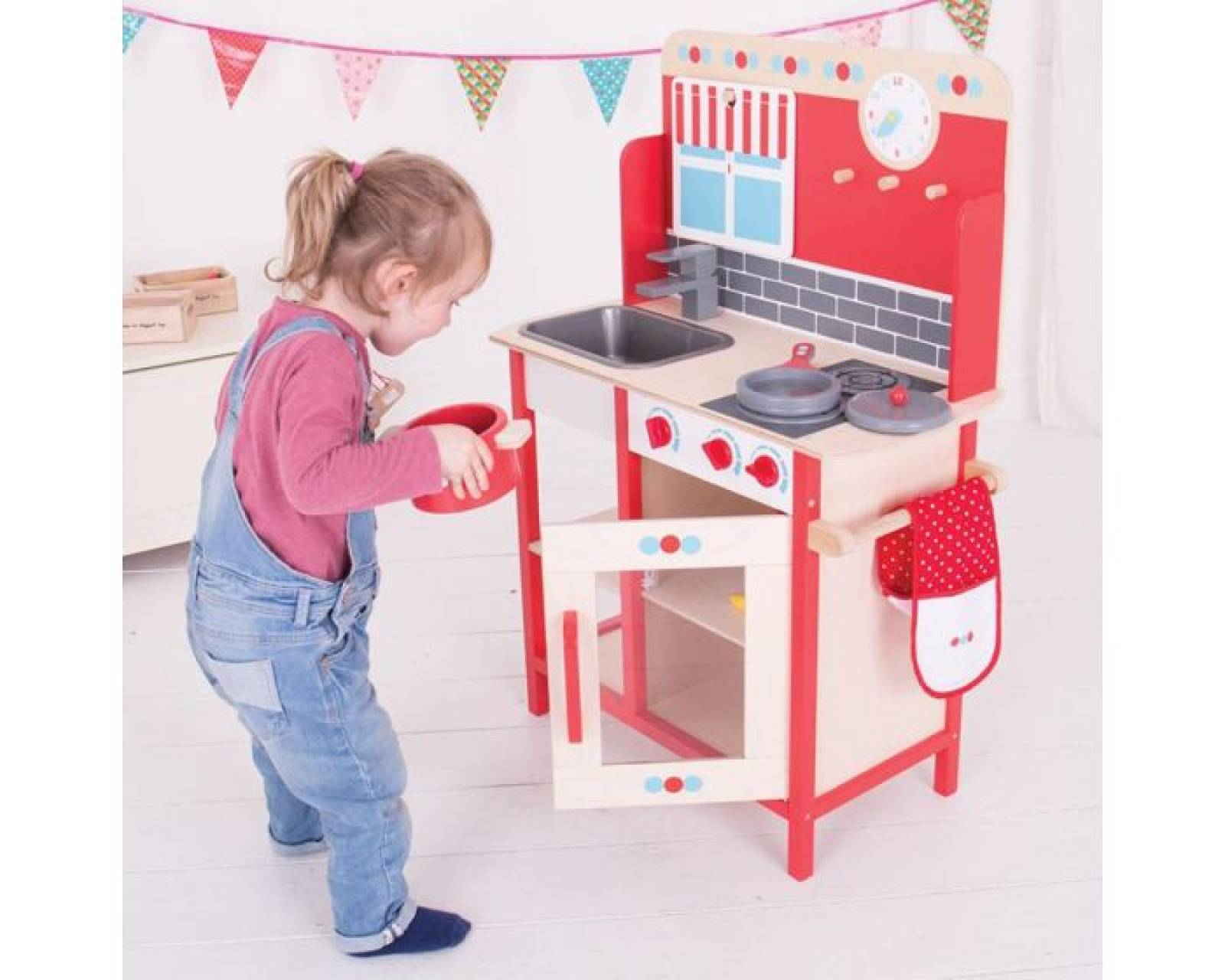 Play Kitchen - cooker sink etc 3yr+ thumbnails