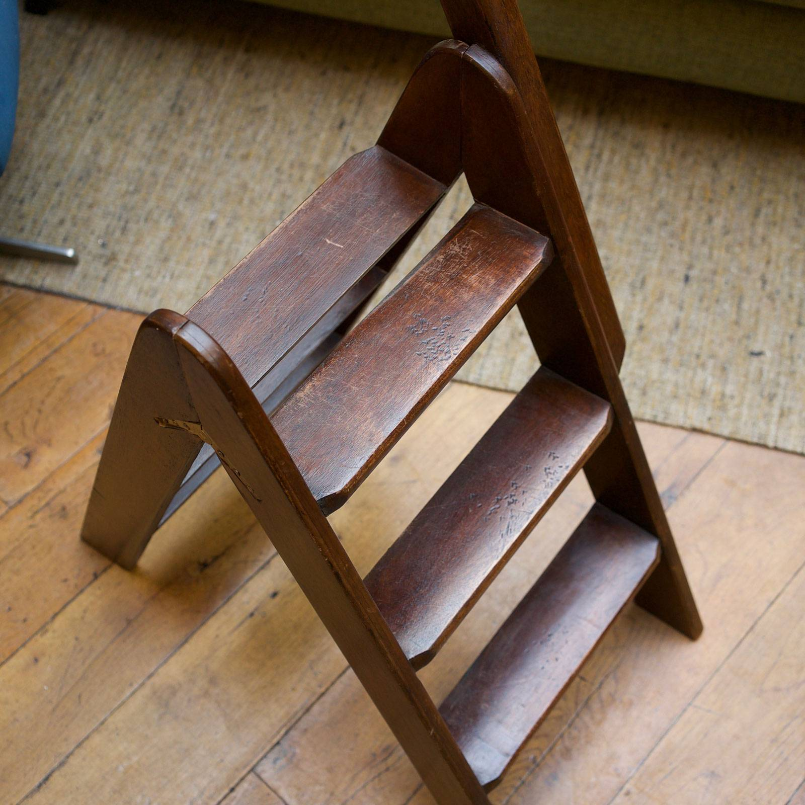 Reproduction Folding Library Ladder thumbnails