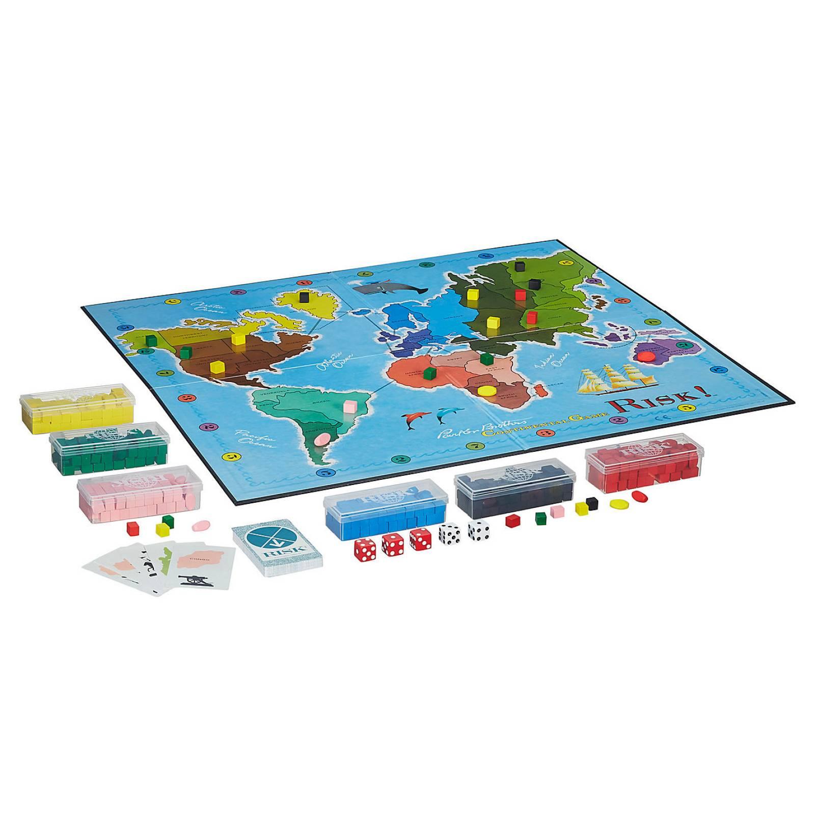 Risk Board Game Retro Series 10+ thumbnails
