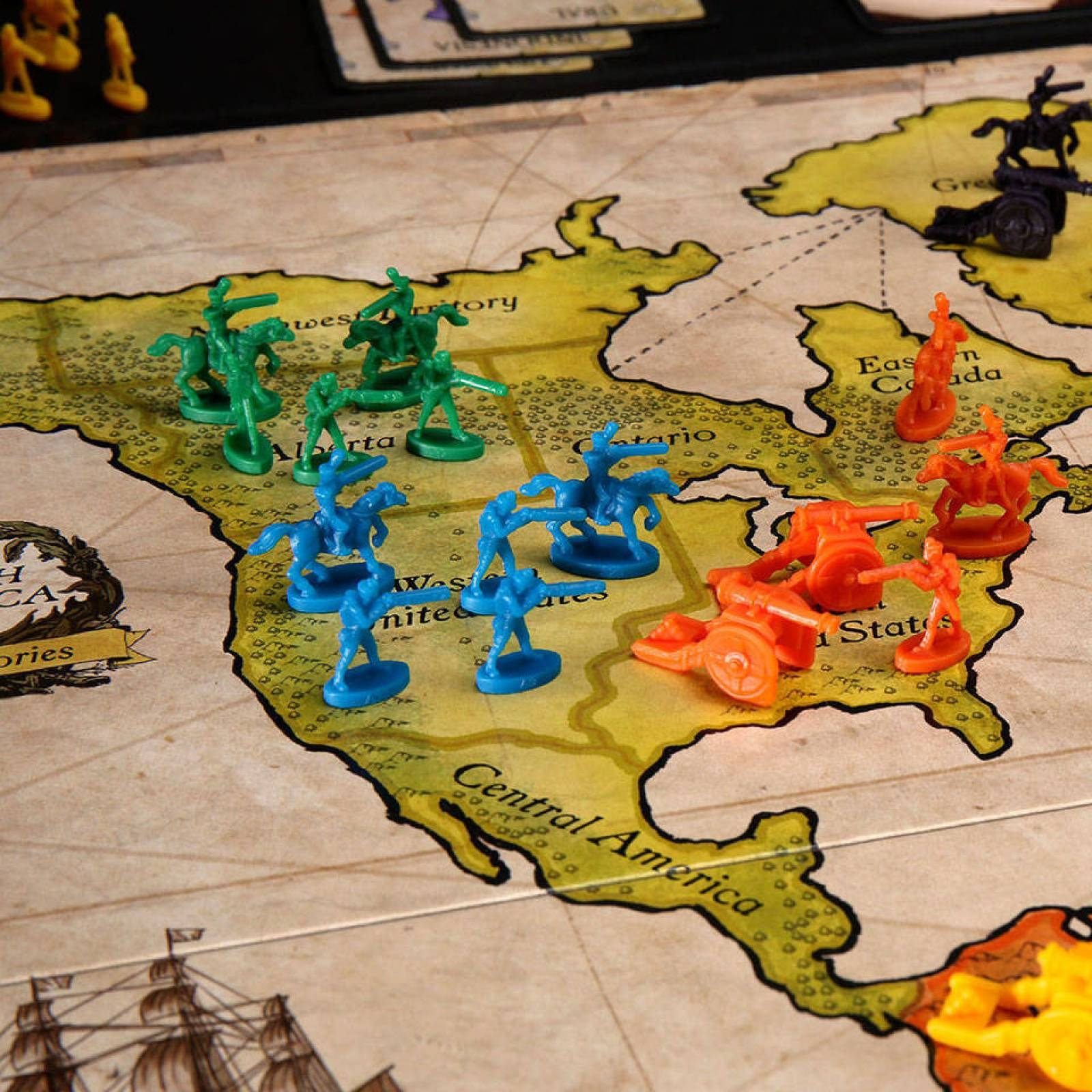 Risk Refresh Classic Board Game 10+ thumbnails