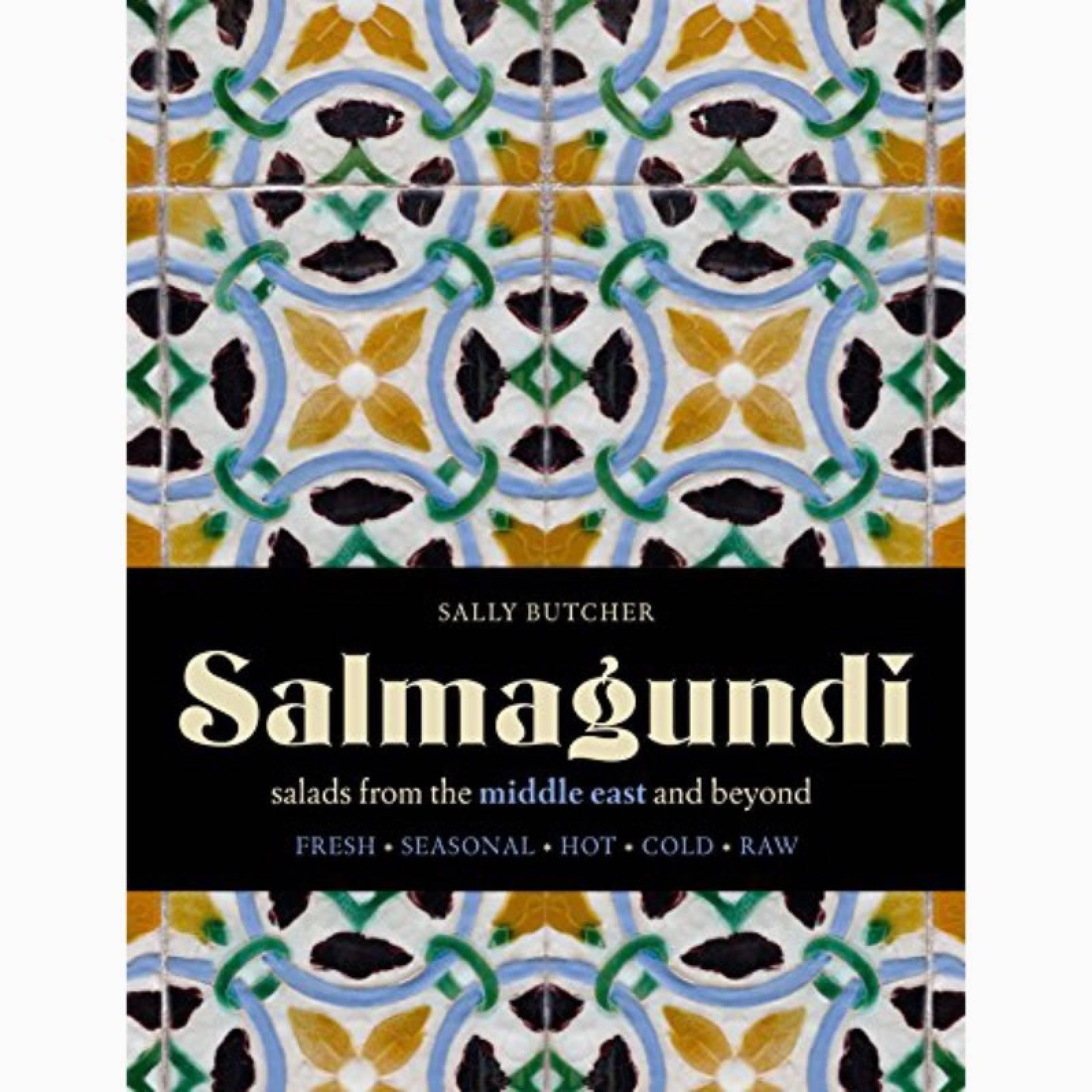 Salmagundi: A celebration of salads - Hardback Book