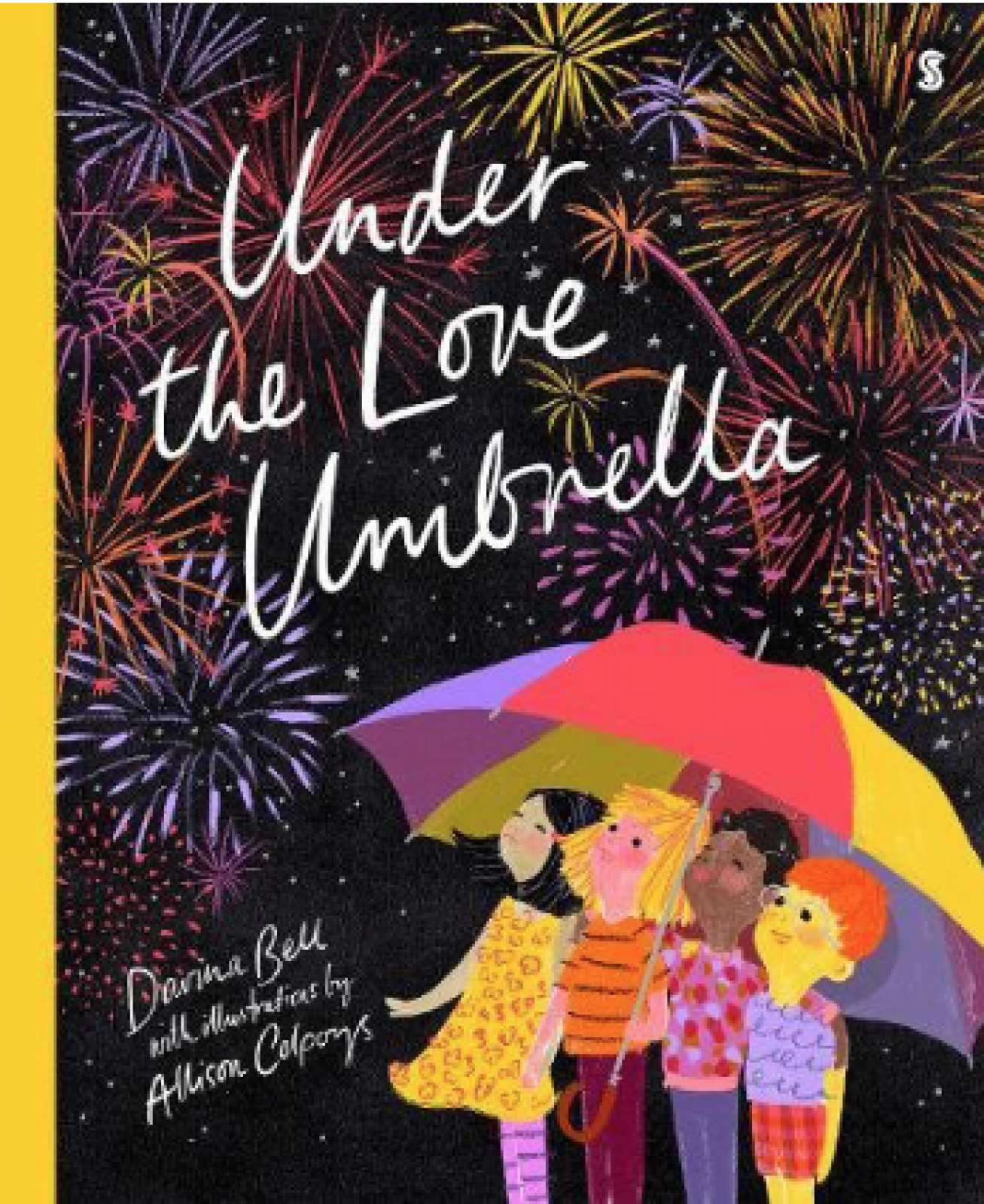 Under The Love Umbrella Paperback Book