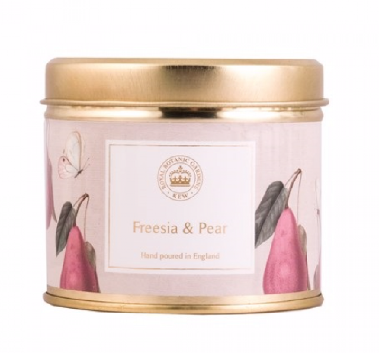 Freesia & Pear Candle Kew Aromatics Candle 160g