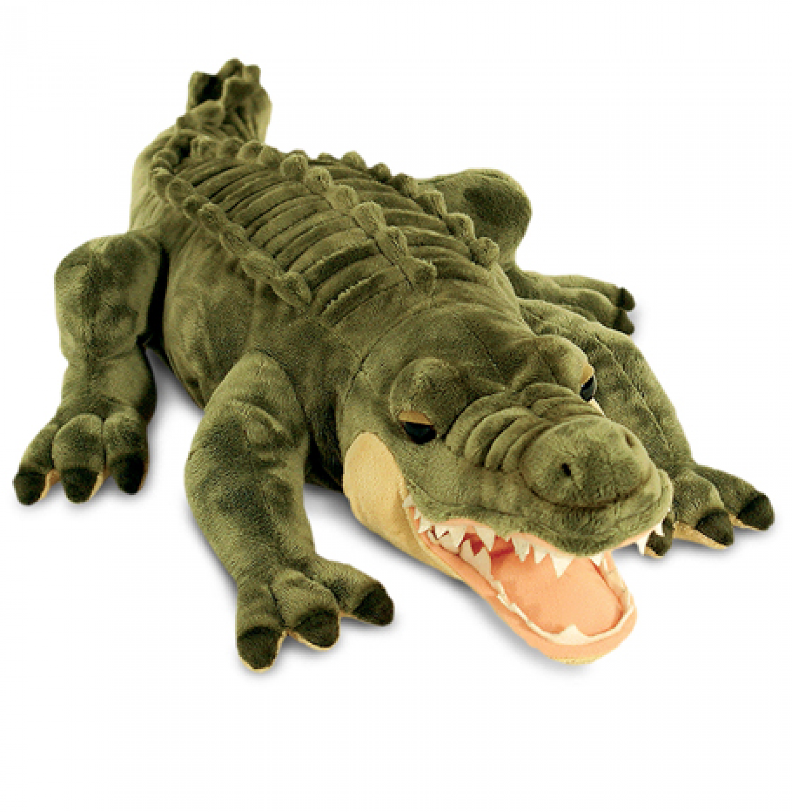 Alligator Soft Toy 66cm