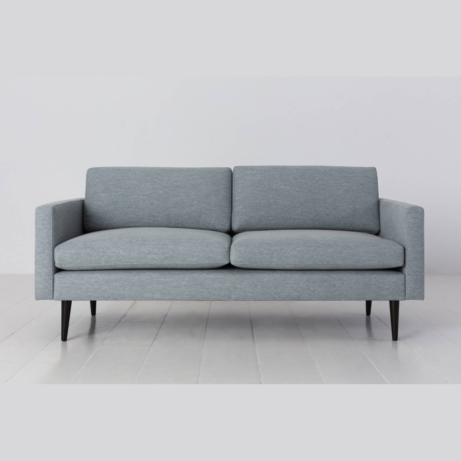 Swyft - Model 01 - 2 Seater Sofa - Linen Seaglass