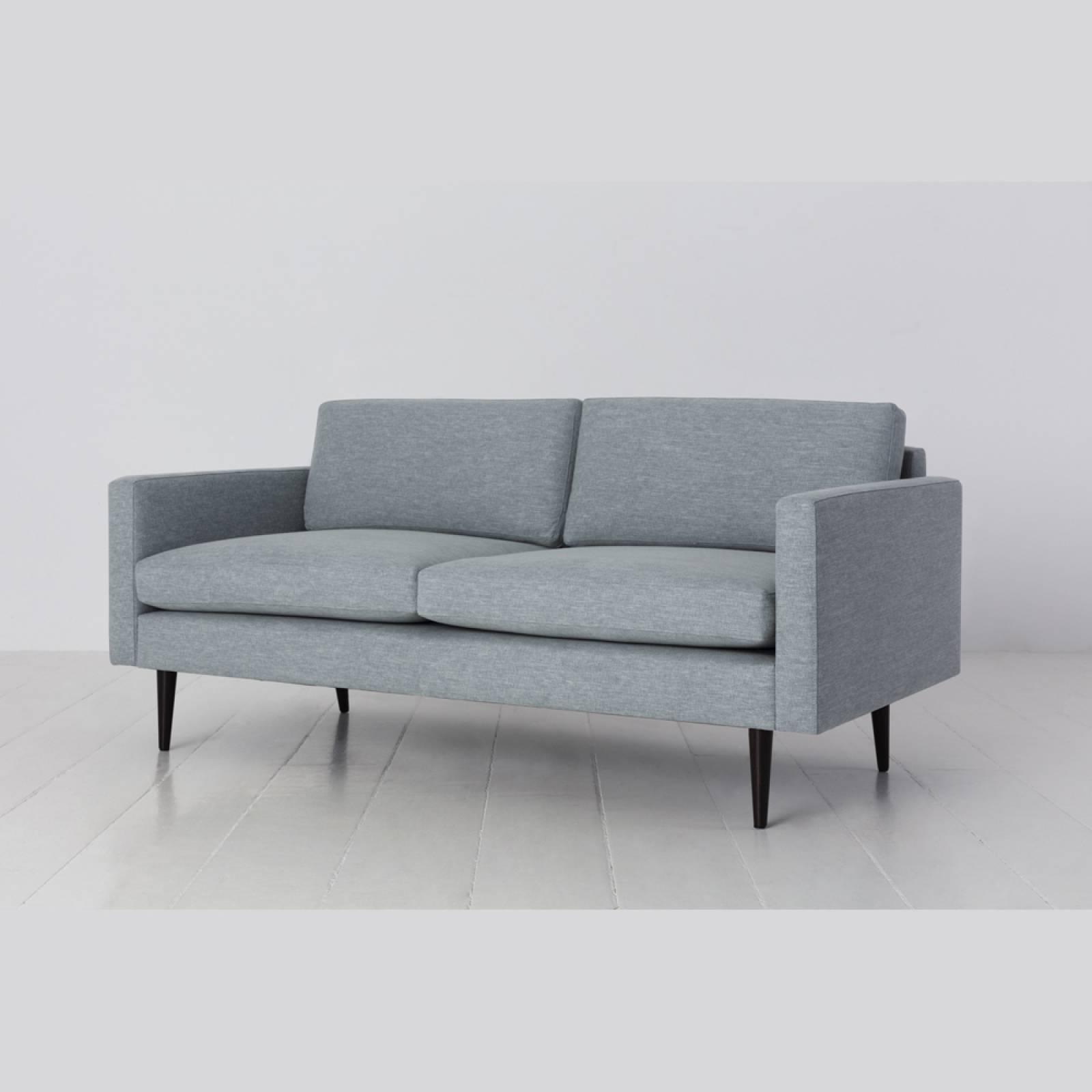 Swyft - Model 01 - 2 Seater Sofa - Linen Seaglass thumbnails