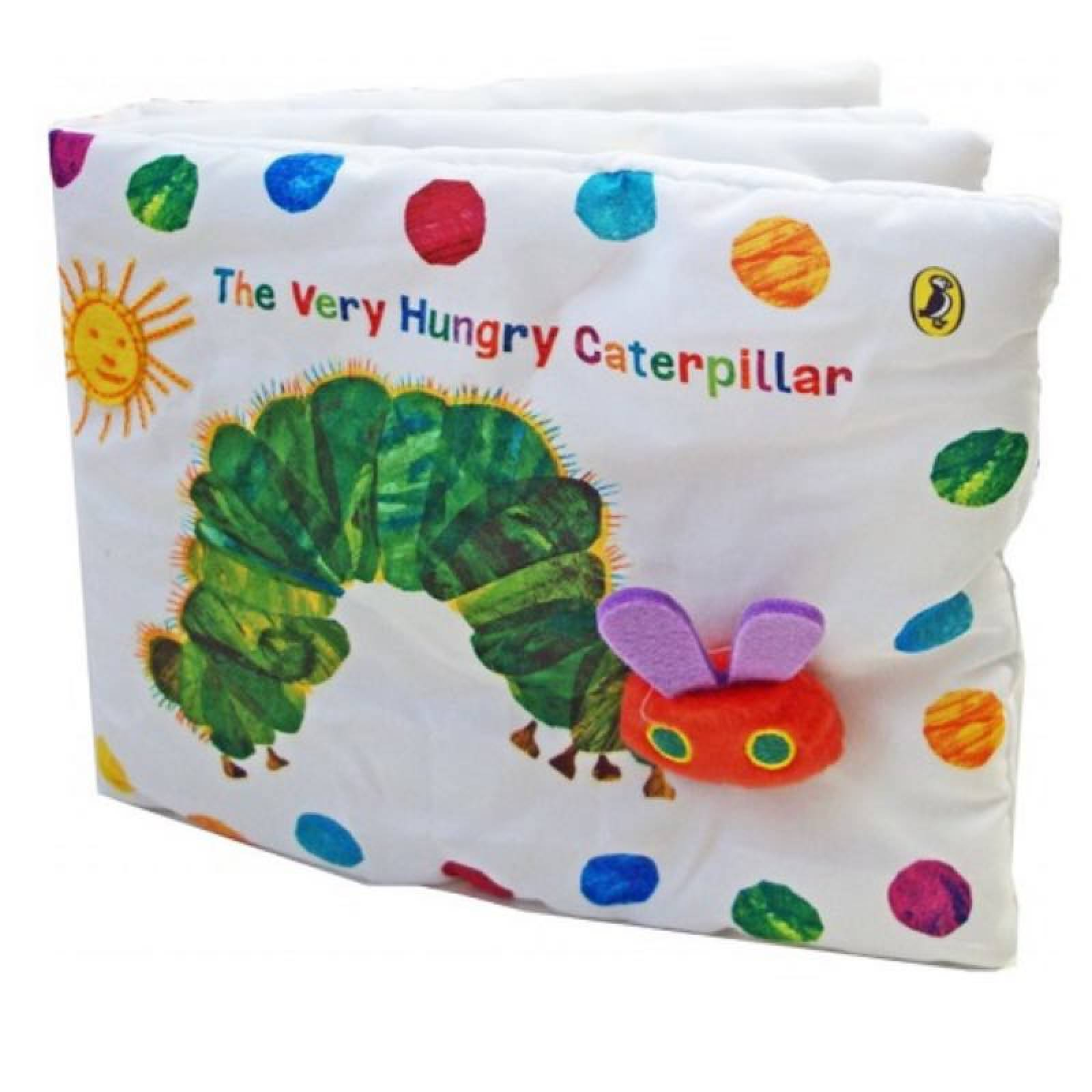 The Very Hungry Caterpillar Cloth Book thumbnails