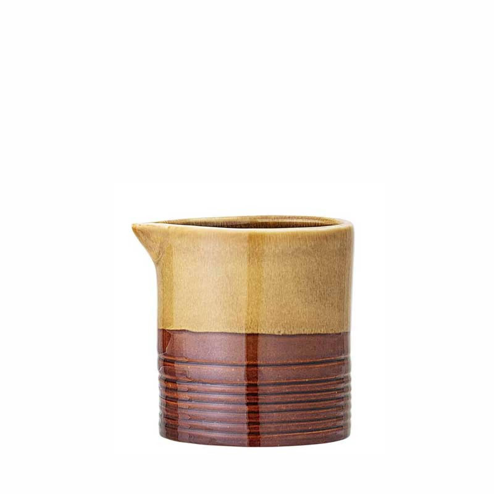 Thea Stoneware Jug 7.5x8.5cm