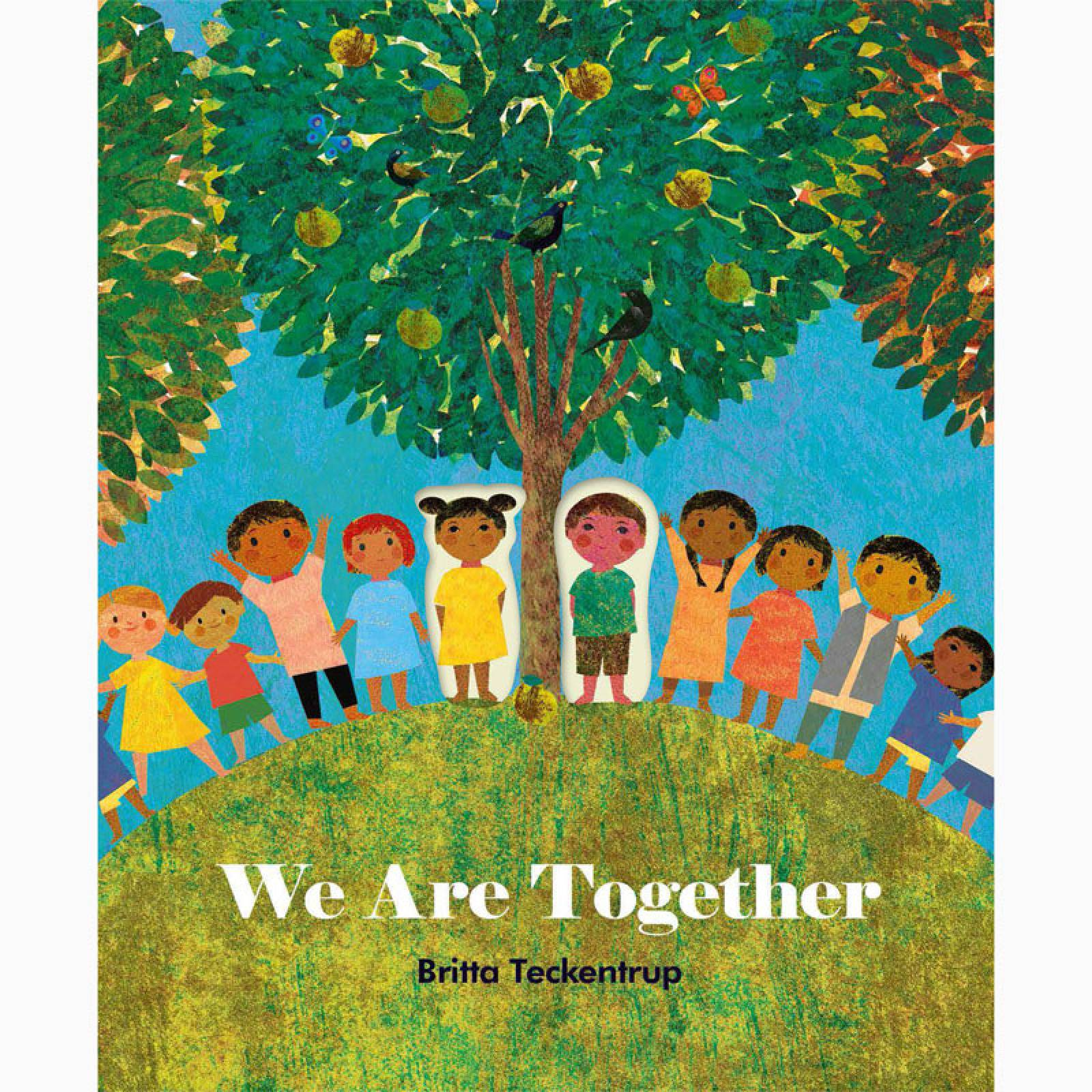 We Are Together - Paperback Book