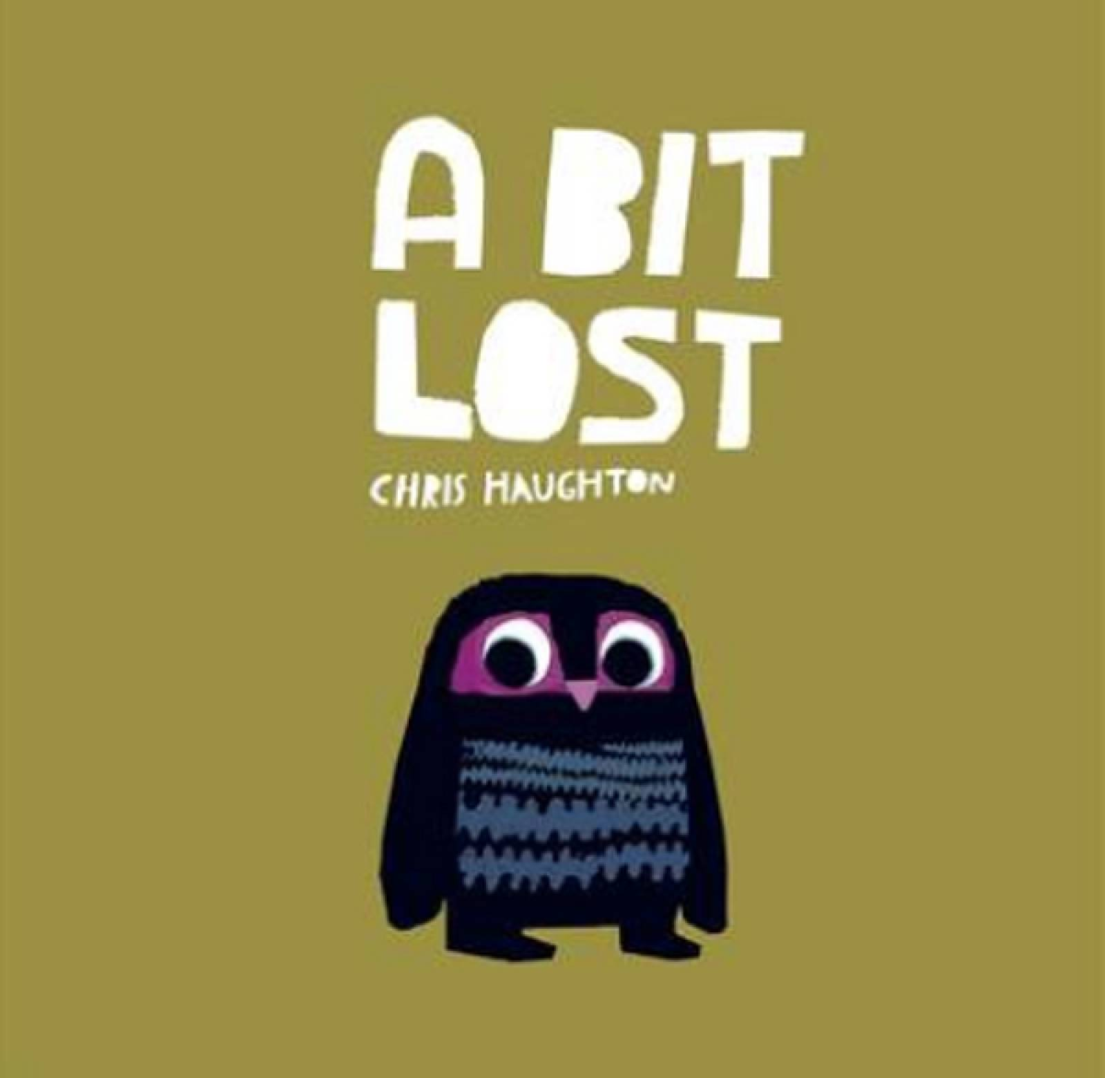 A Bit Lost By Chris Haughton Board Book thumbnails