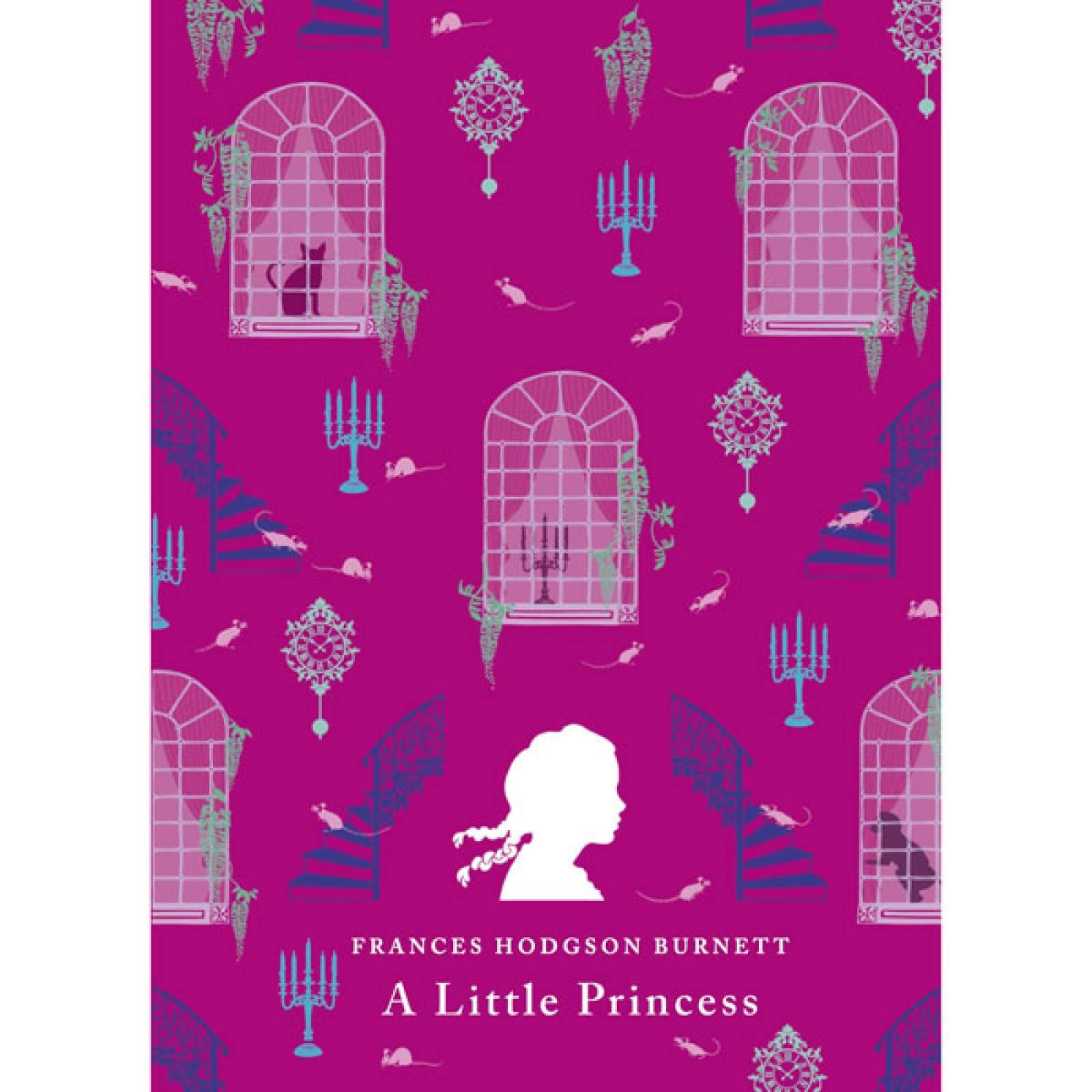 A Little Princess Hardback Book Puffin Book
