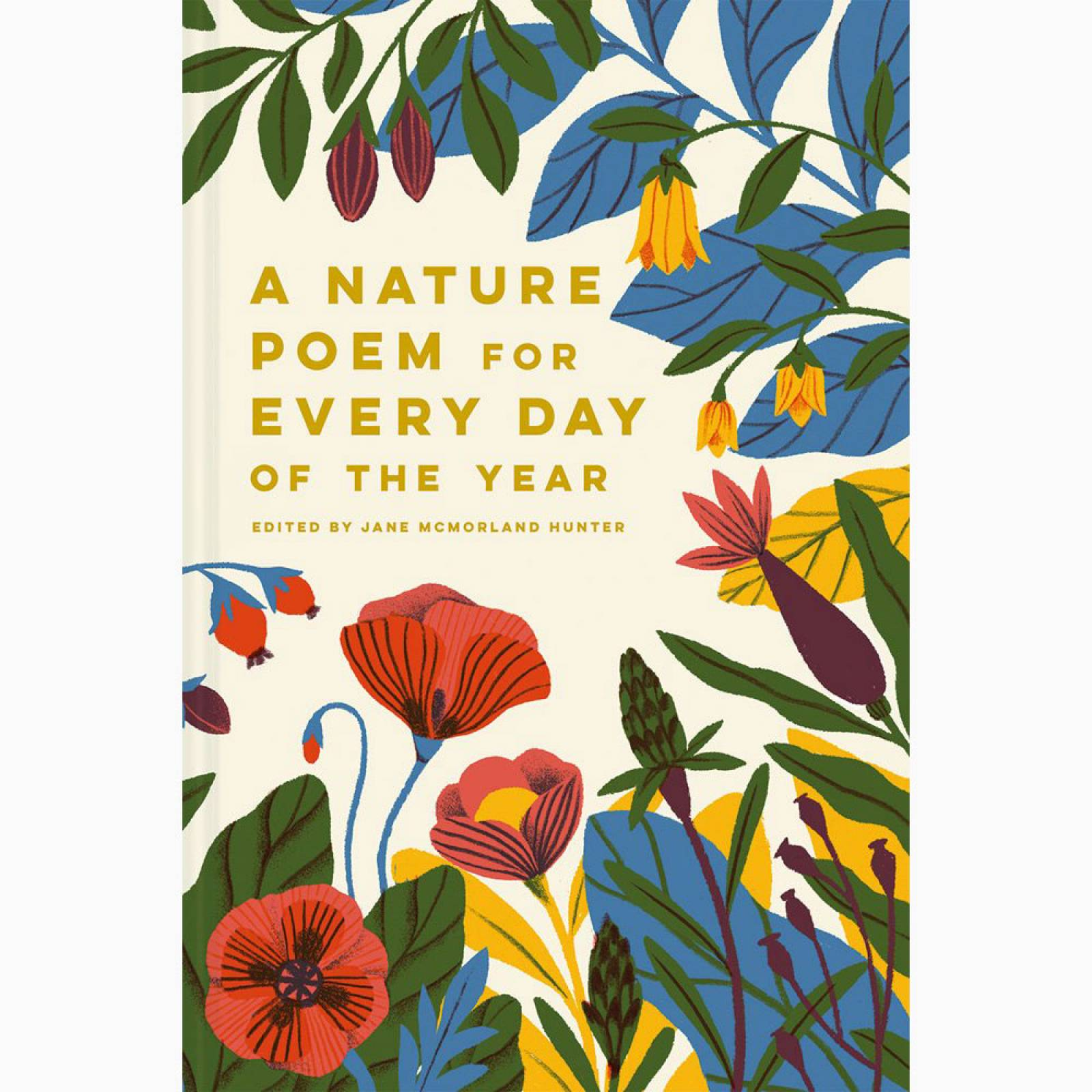 A Nature Poem For Every Day Of The Year - Hardback Book