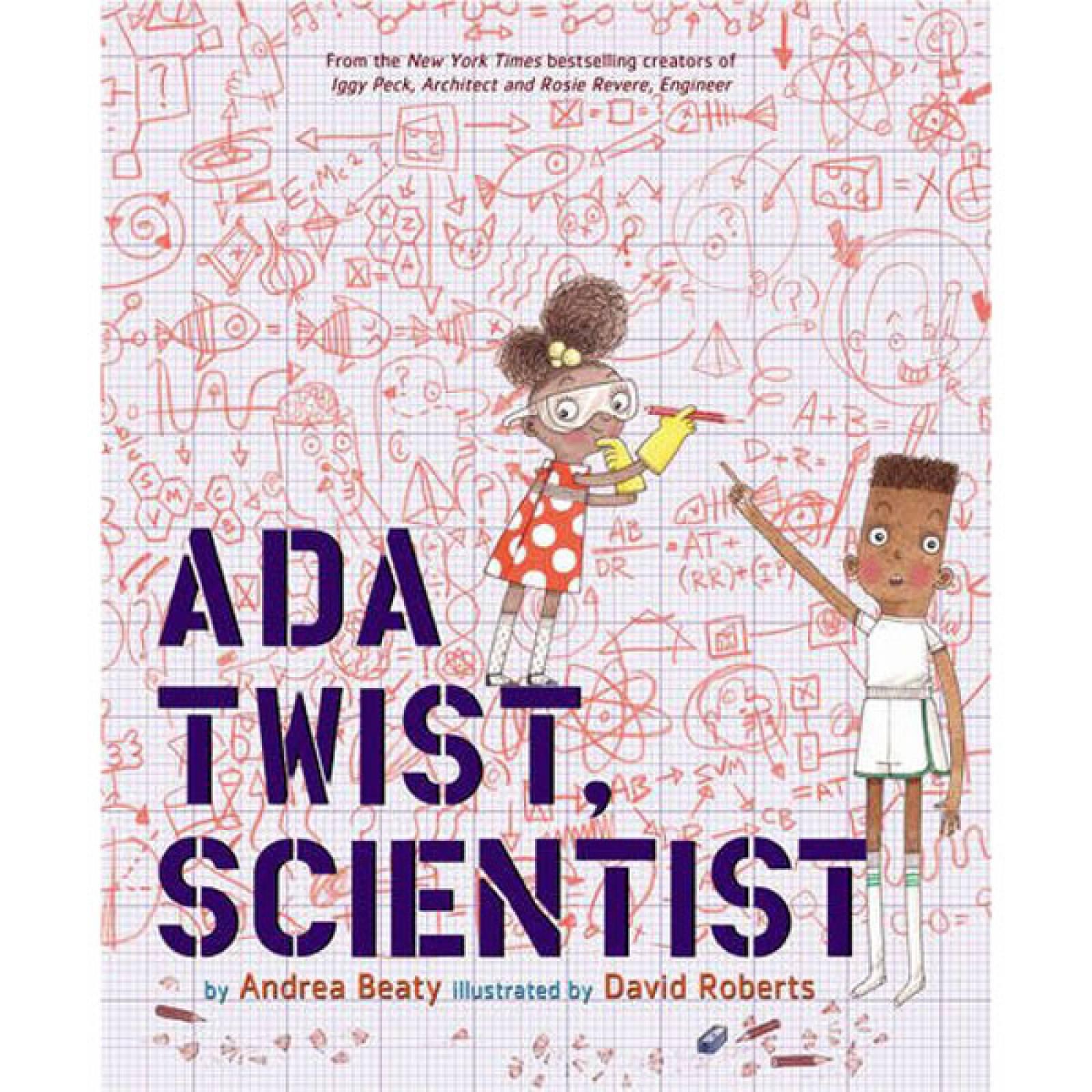 Ada Twist, Scientist - Hardback Book