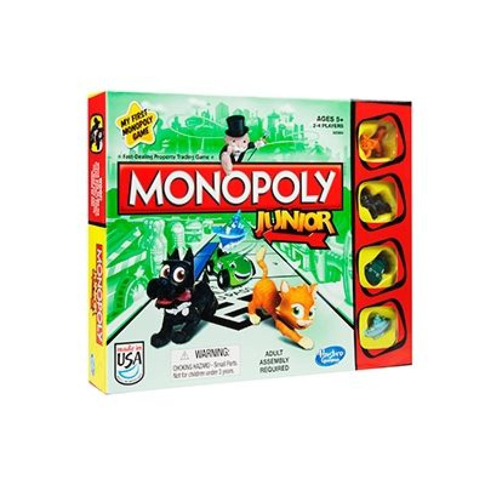 Monopoly Junior Game Age 5 + thumbnails