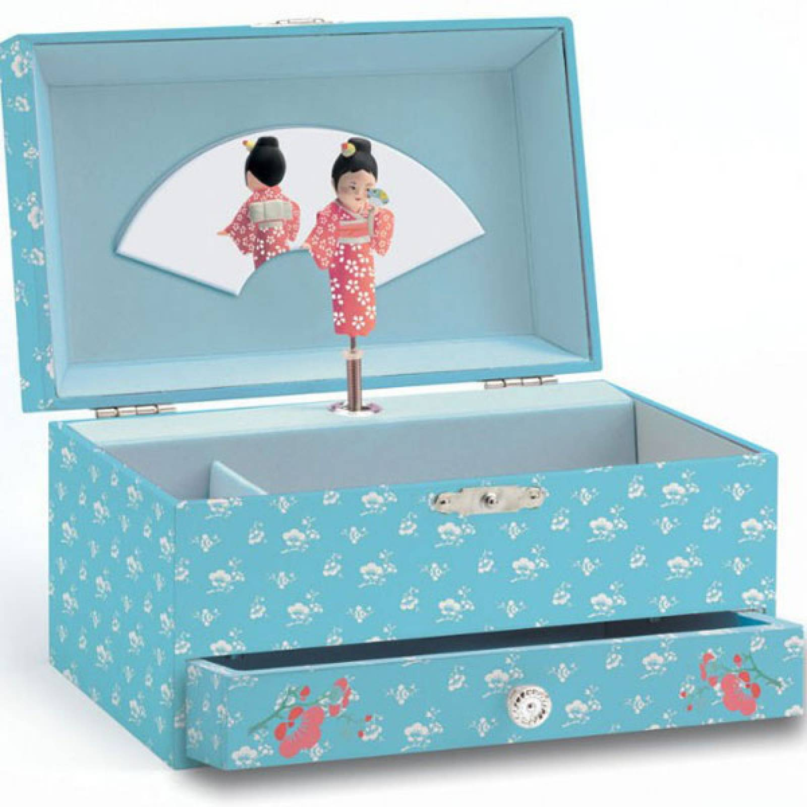 Aiko Music Box With Drawer
