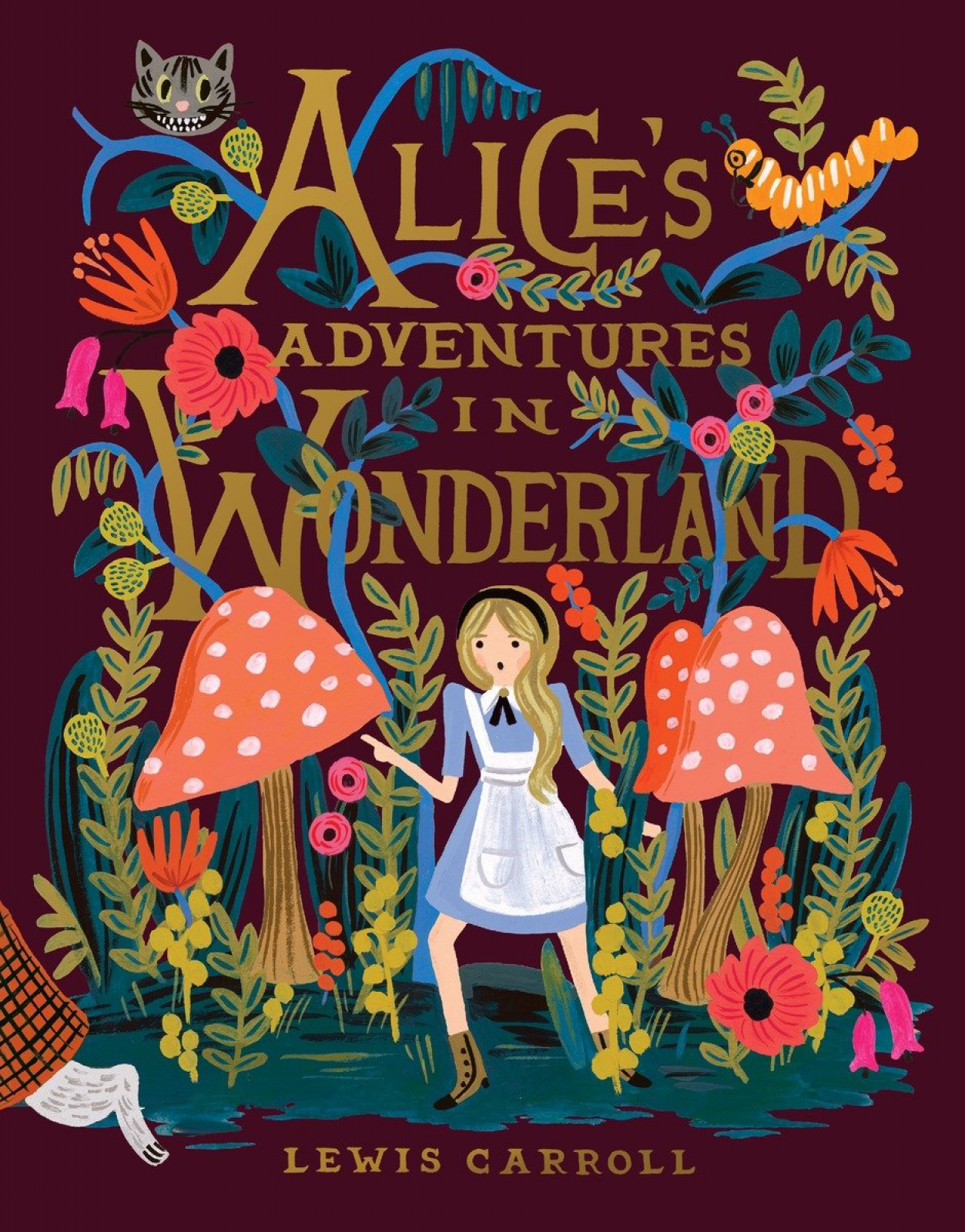 Alice's Adventures In Wonderland - Puffin Hardback Book thumbnails