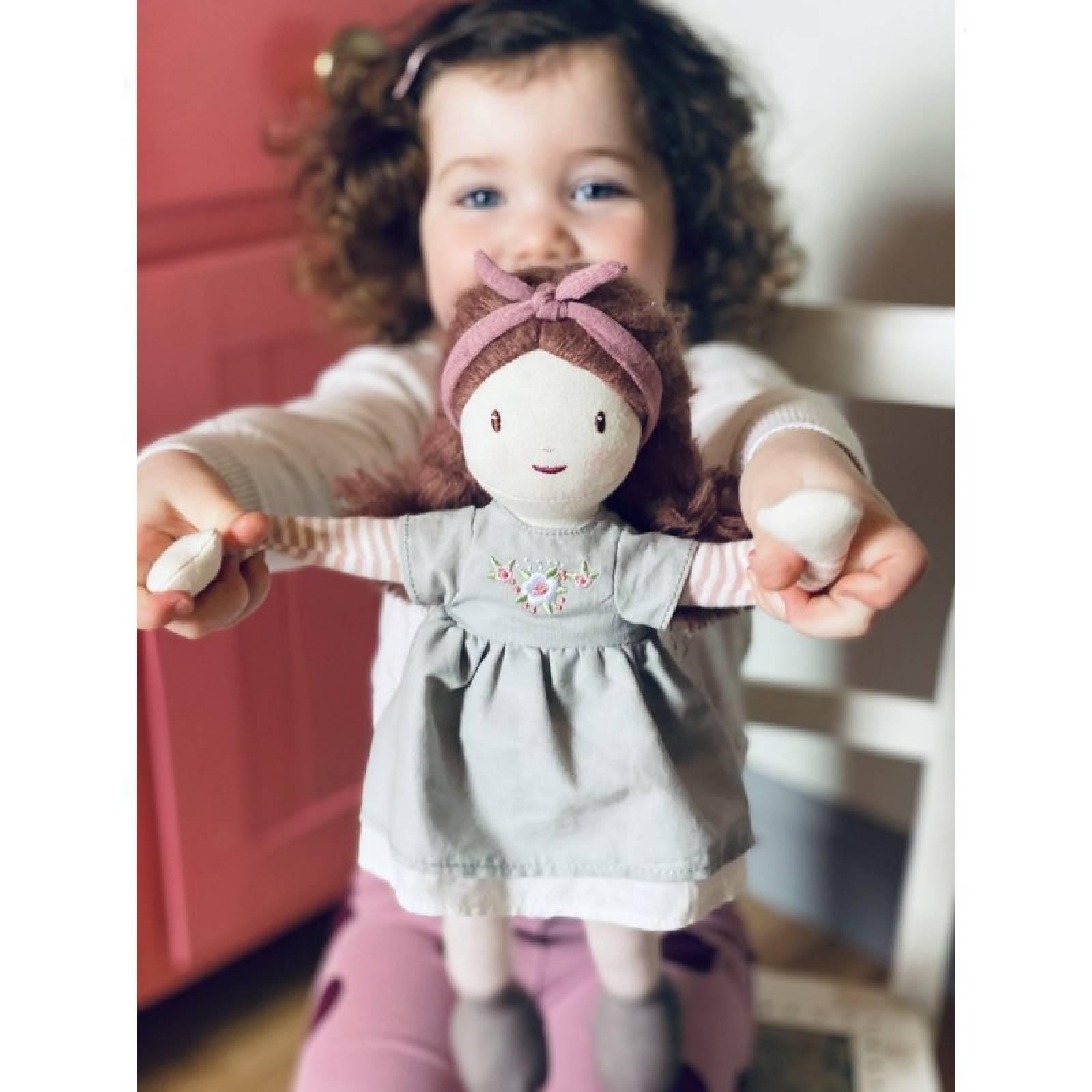 Alma Autumn Rag Doll Toy 3+ thumbnails
