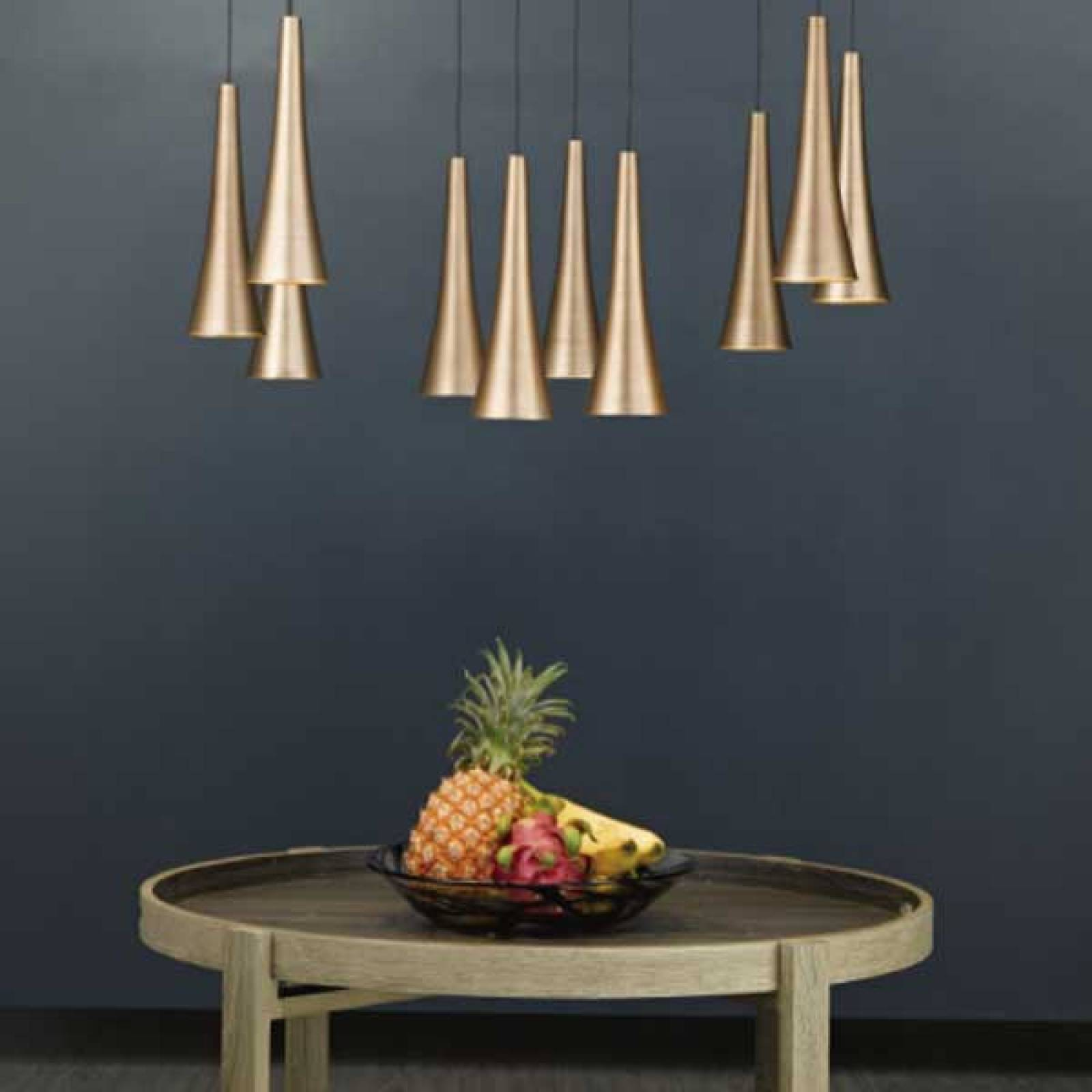 Trombone Pendant Light Shades With Fitting thumbnails