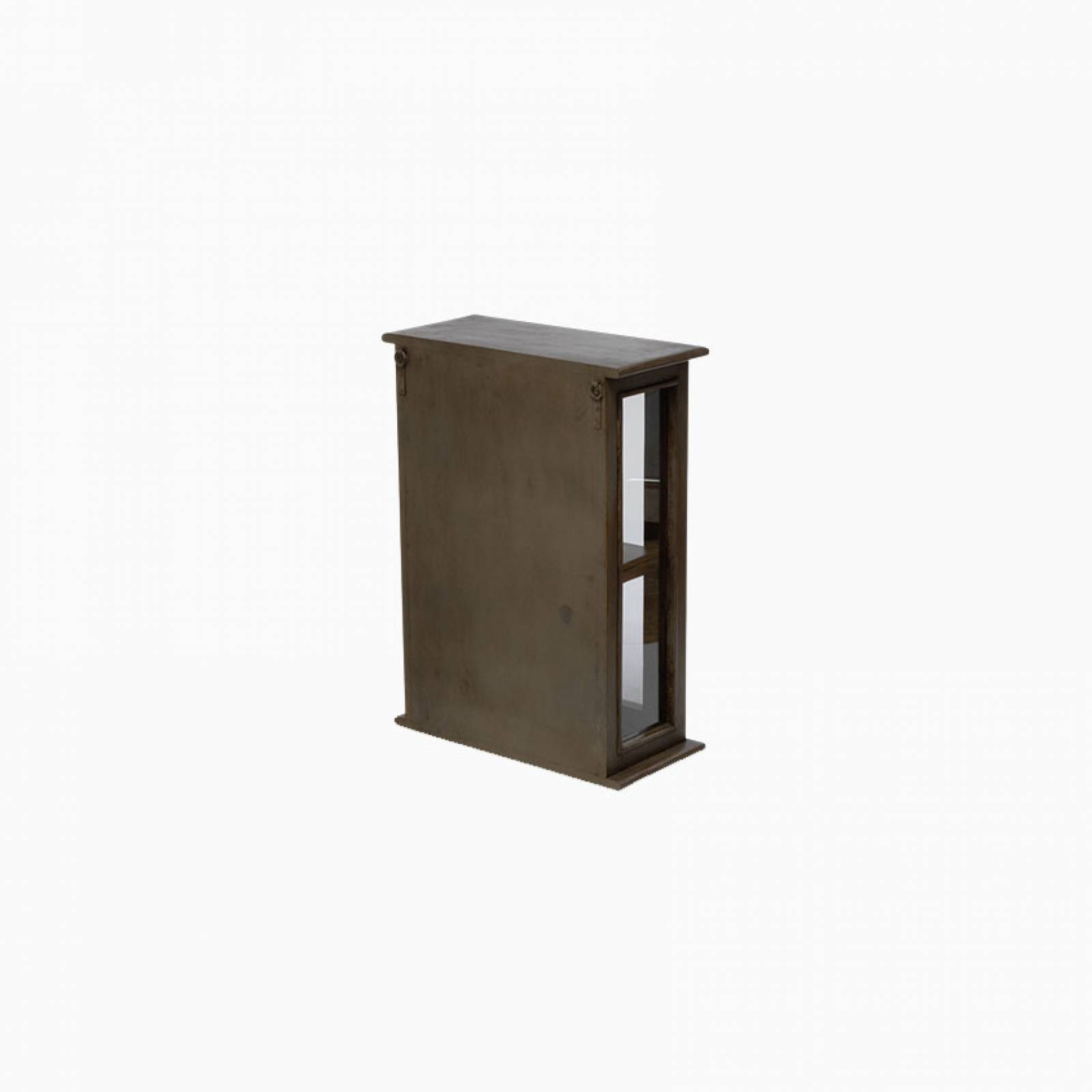 Amiri Wood And Metal Wall Cabinet thumbnails