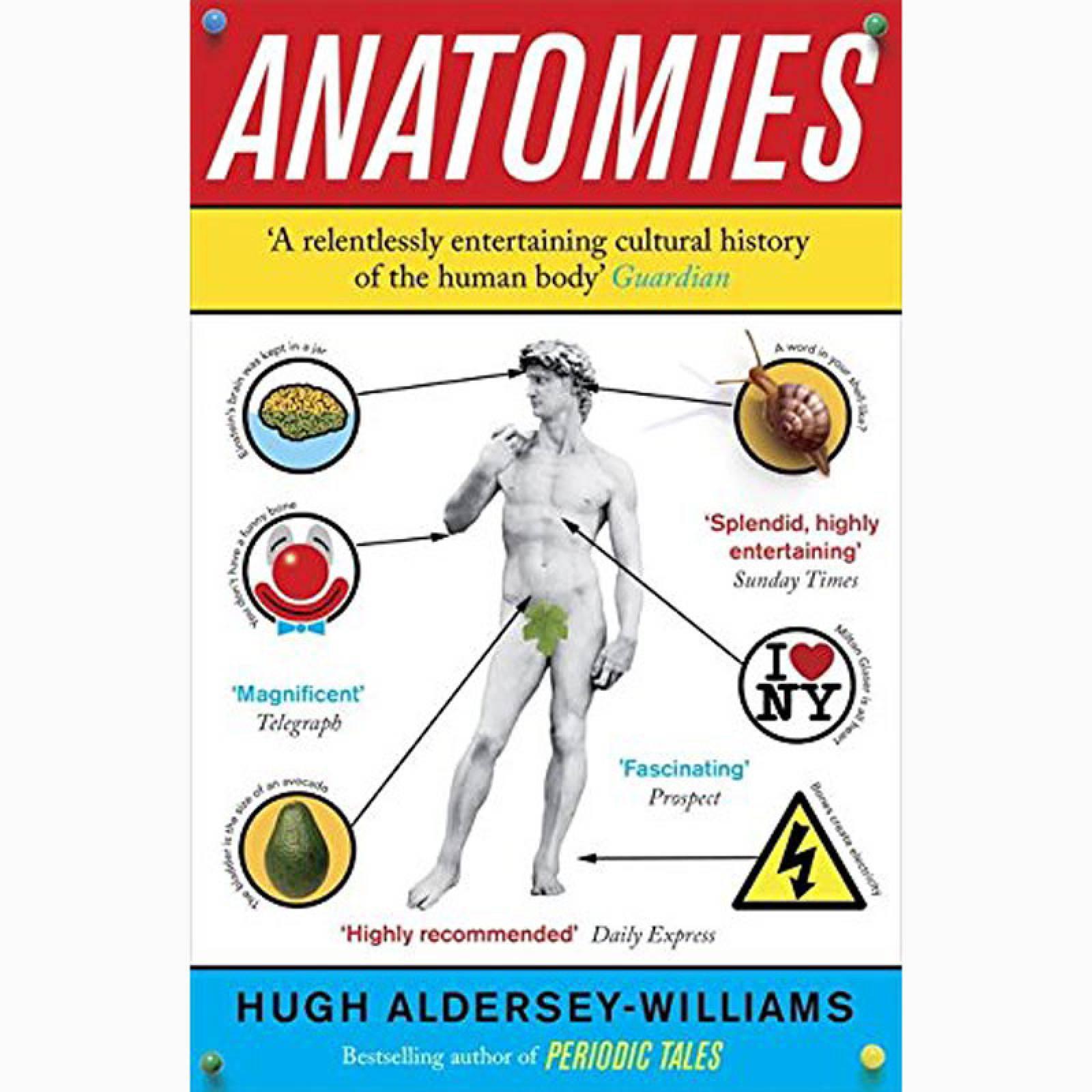 Anatomies - Paperback Book