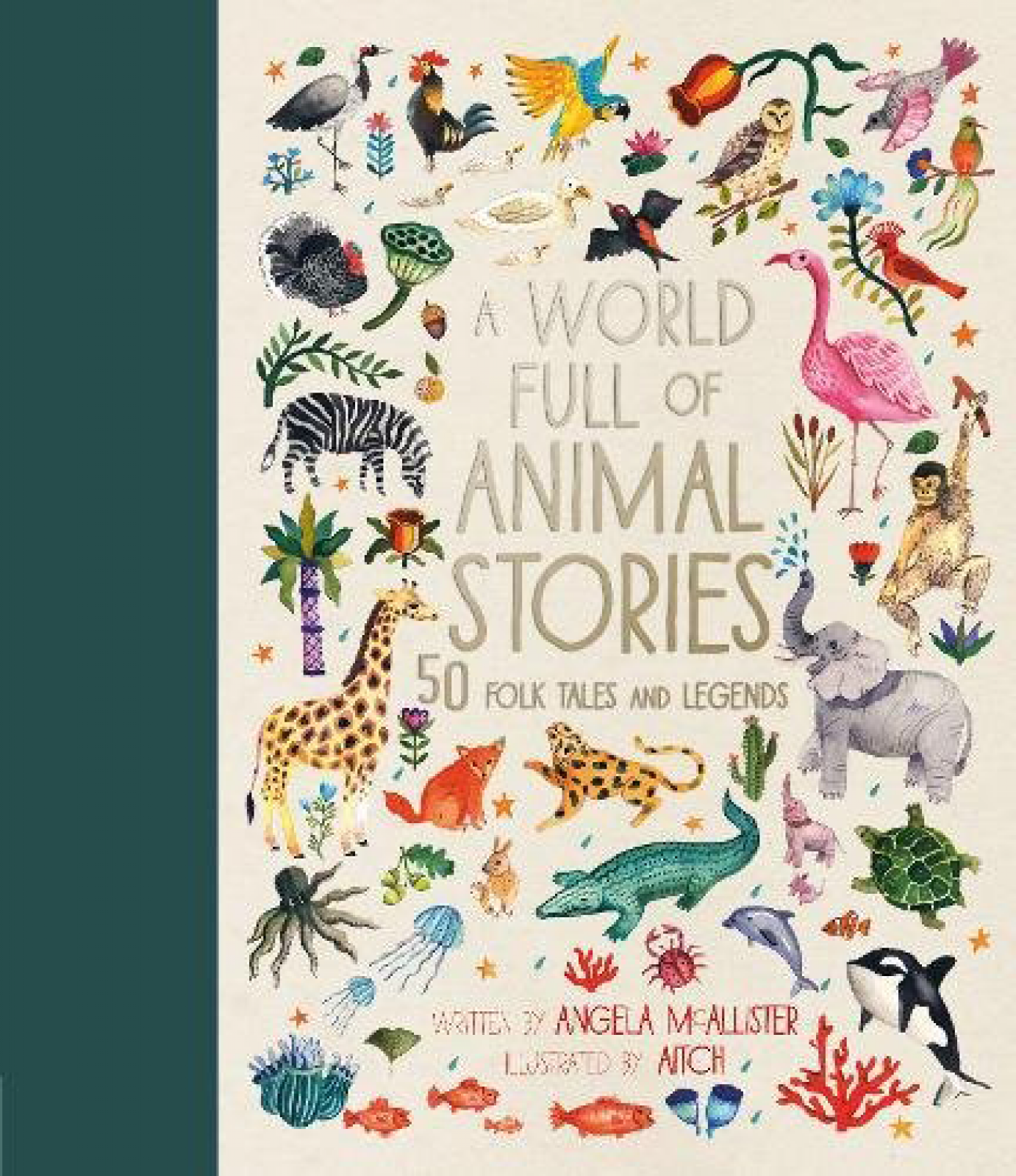 A World Full Of Animals Stories: 50 Favourite Animal Folk Tales thumbnails