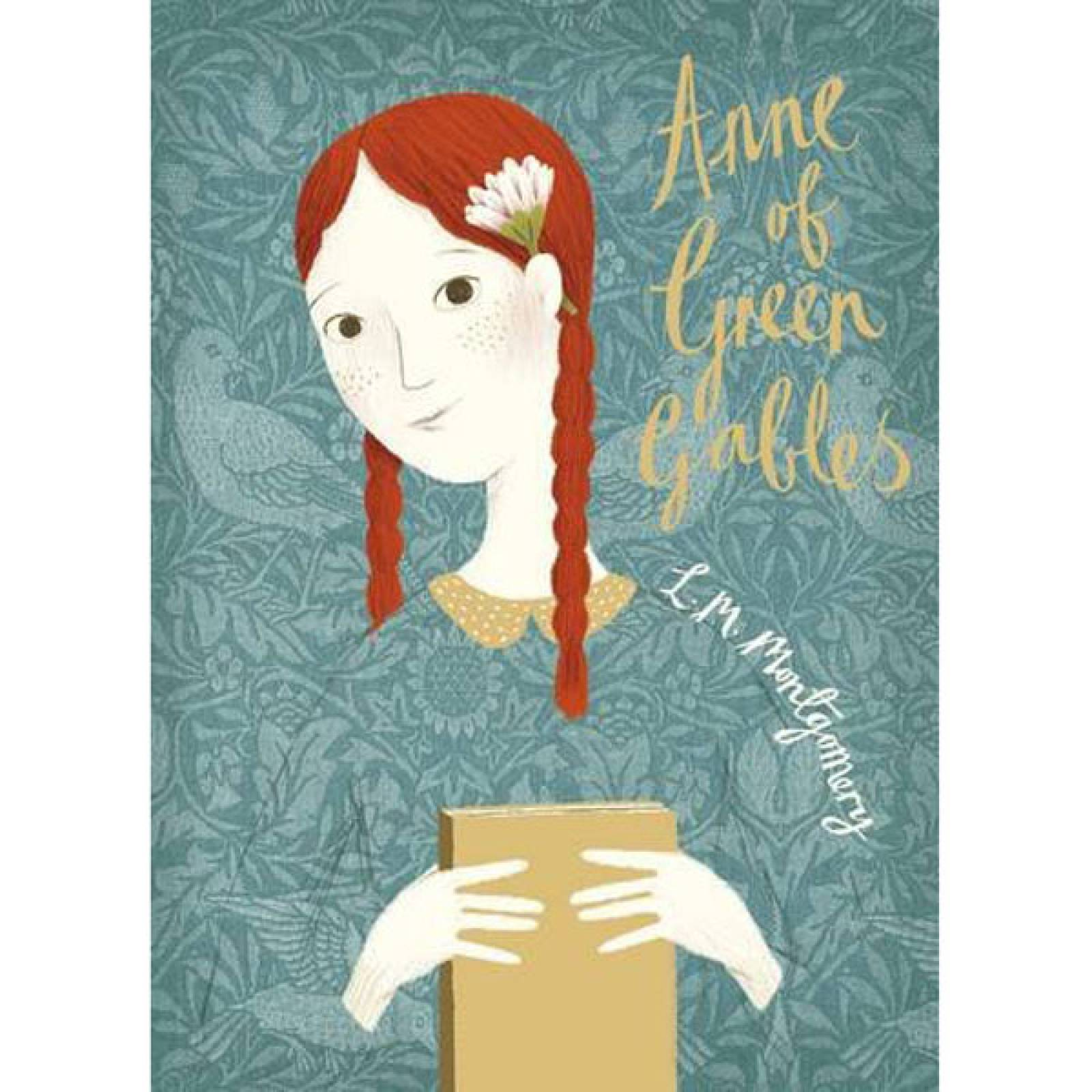 Anne Of Green Gables Hardback Book V&A Edition