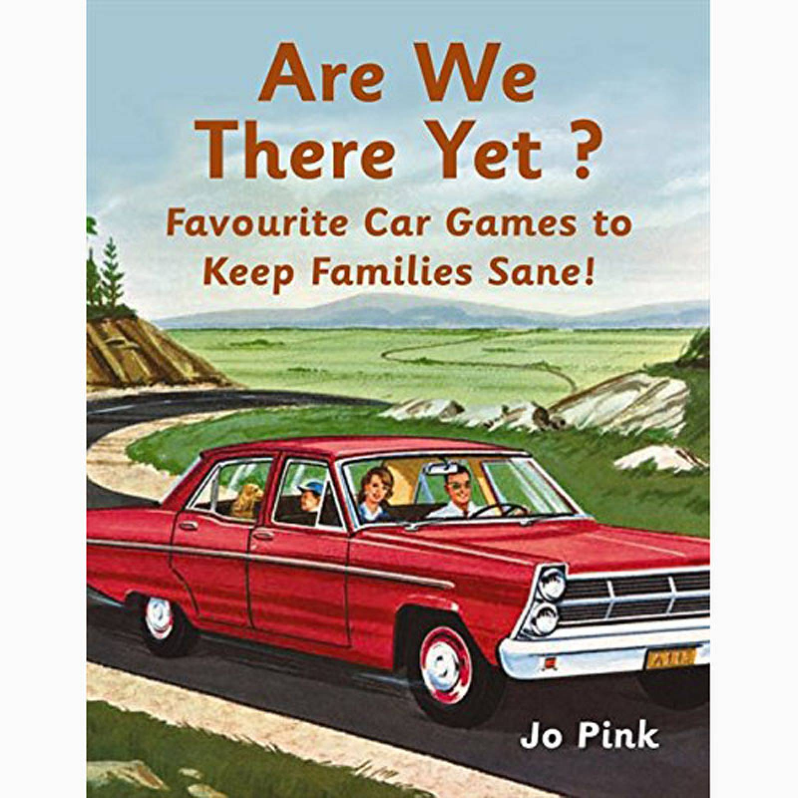 Are We There Yet? - Hardback Book