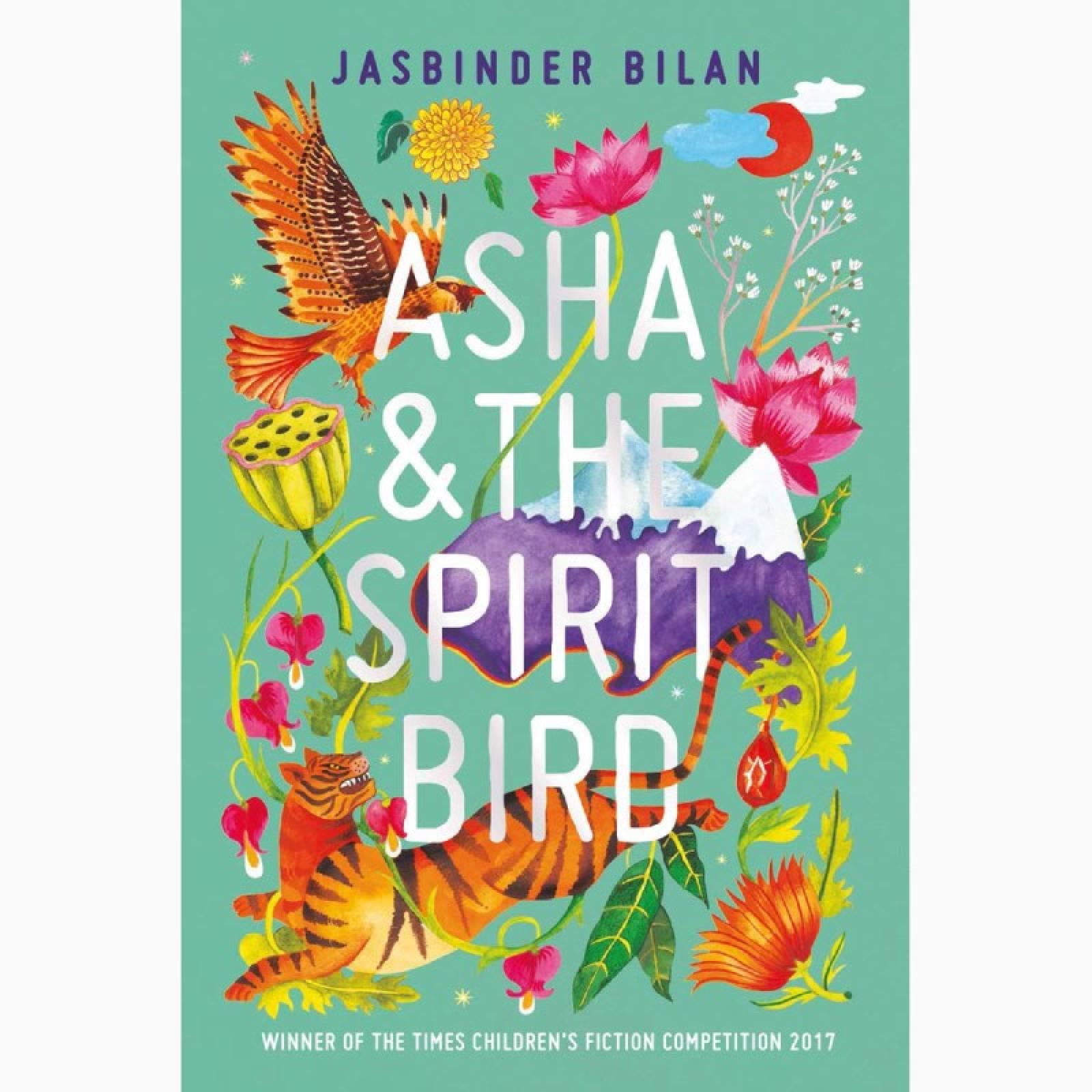 Asha & the Spirit Bird - Paperback Book