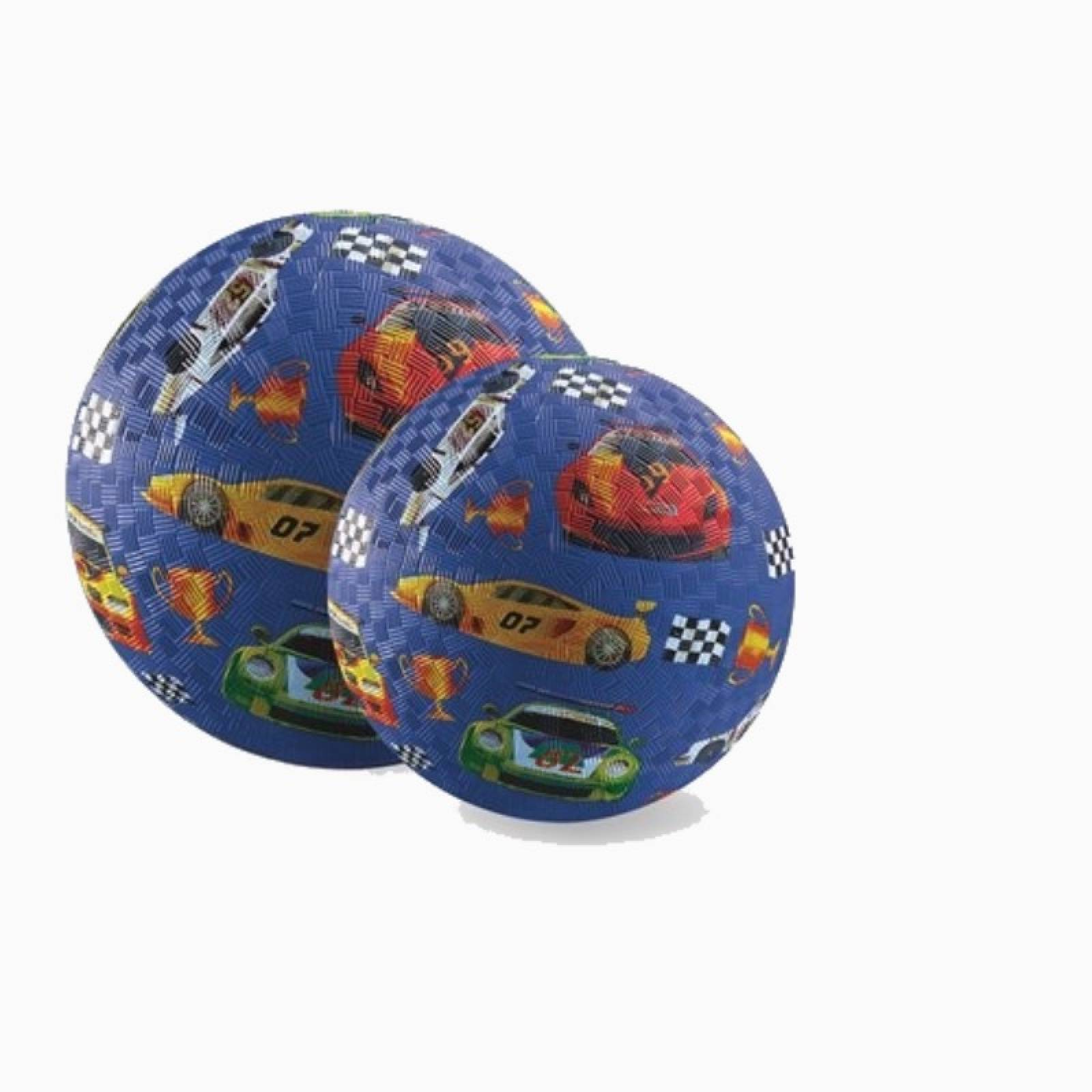 At The Races - Small Rubber Picture Ball 13cm