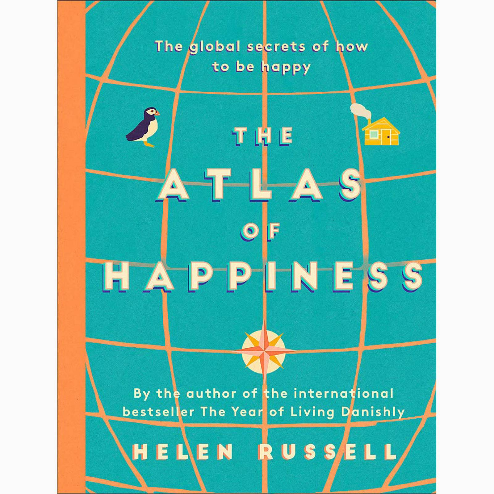 Atlas Of Happiness - Hardback Book thumbnails