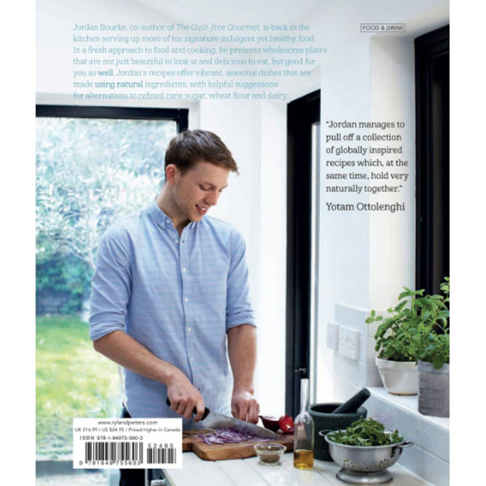The Natural Food Kitchen Book By Jordan Bourke thumbnails