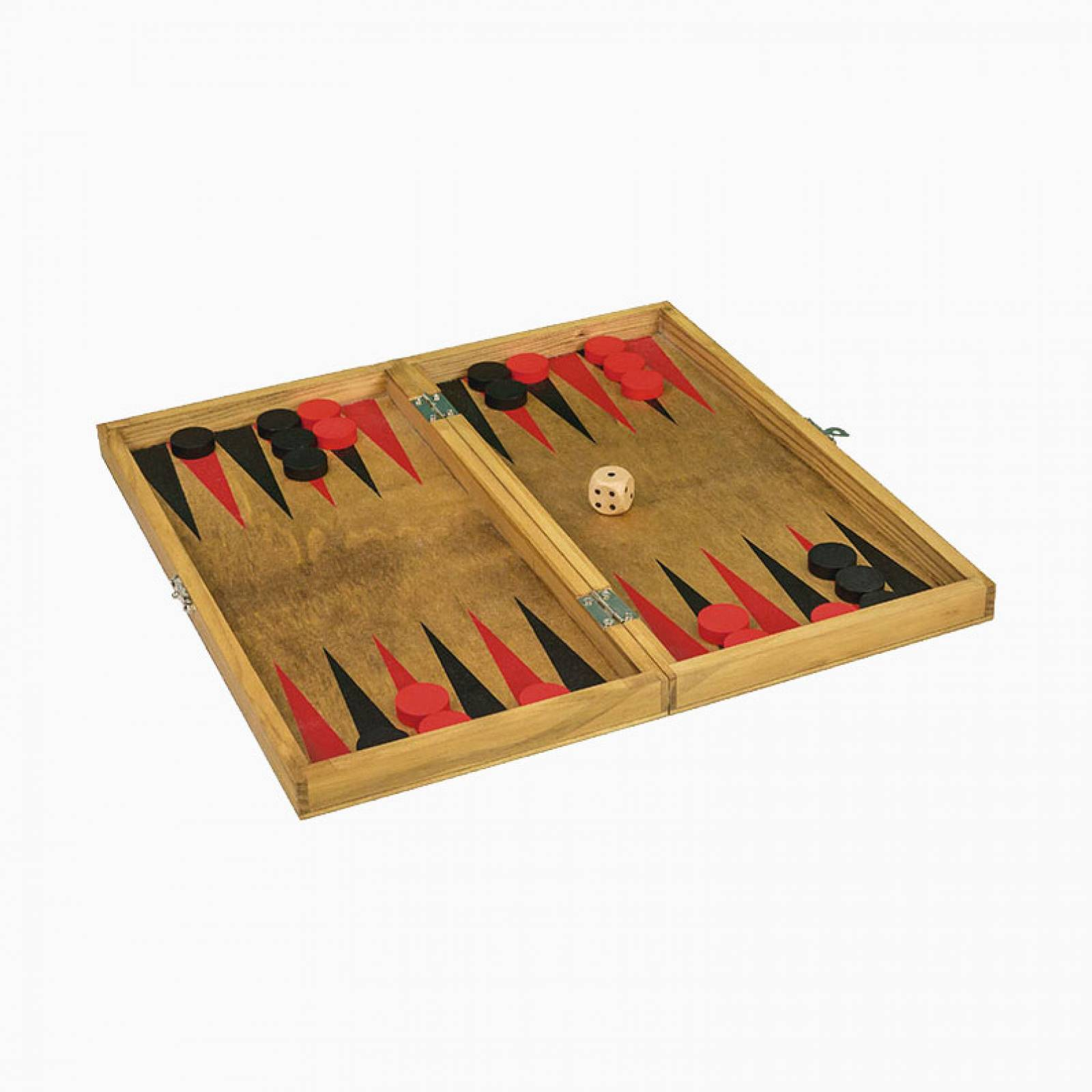 Backgammon - Handcrafted Wooden Board Game 3+ thumbnails