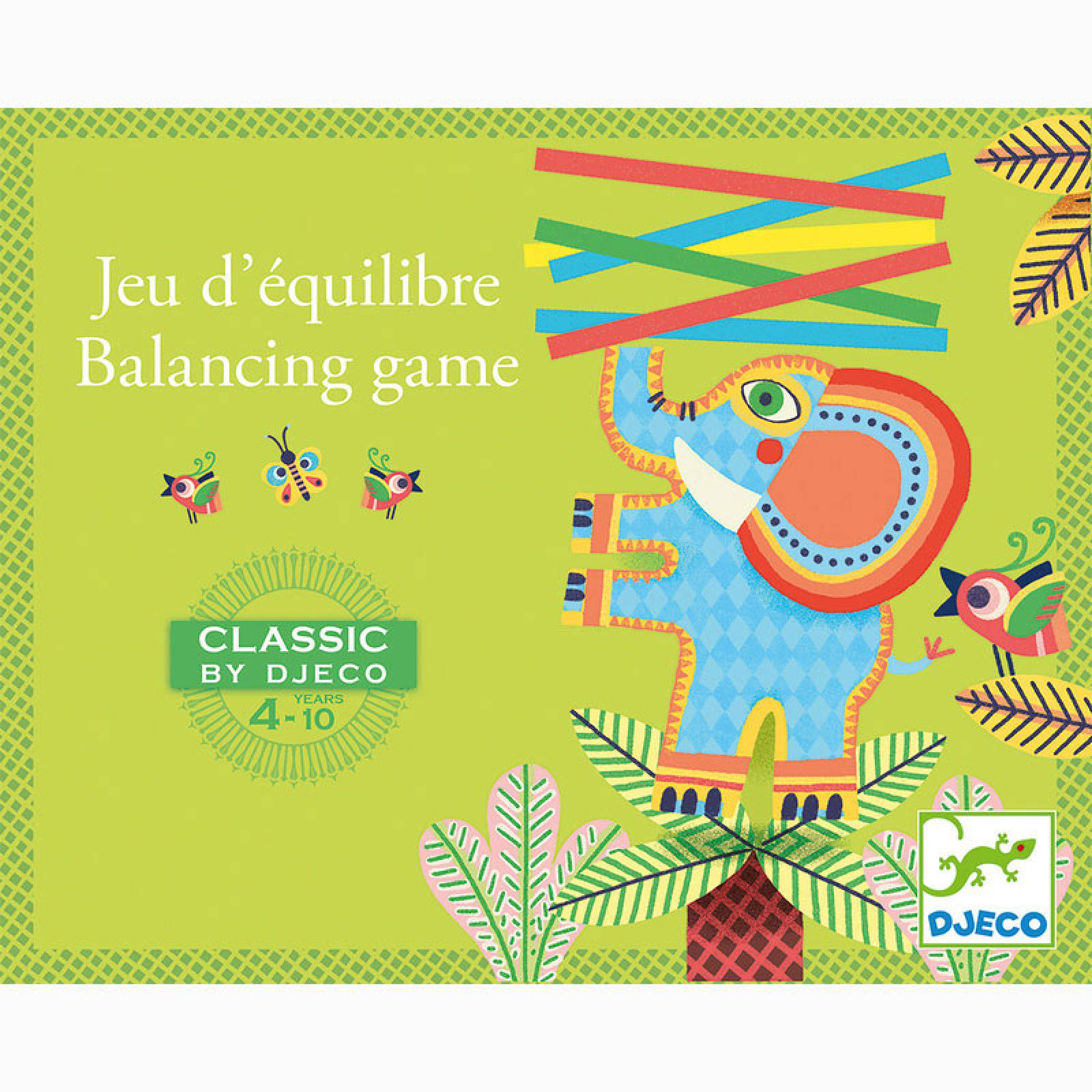 Balancing Game Classic By Djeco 4+ thumbnails