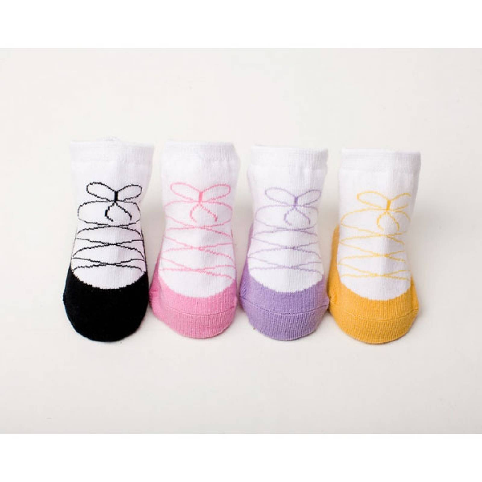 See I'm A Ballerina Baby Socks Set Of 4